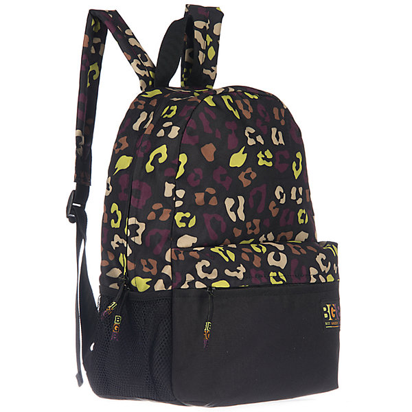 Рюкзак Grizzly, леопард