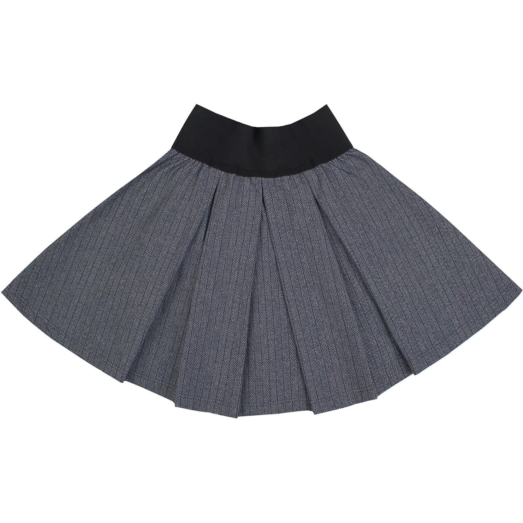 Юбка для девочки АпрельЮбки<br>Характеристики товара:<br><br>• цвет: серый<br>• состав ткани: хлопок 95%, лайкра 5%<br>• особенности: школьная<br>• пояс: резинка<br>• сезон: круглый год<br>• страна бренда: Россия<br>• страна изготовитель: Россия<br><br>Расклешенная юбка в клетку поможет ребенку выглядеть стильно и соответствовать школьному дресс-коду. Такая юбка - отличный вариант практичной и стильной школьной одежды. <br><br>Серая юбка для девочки Апрель украшена крупными складками. Школьная одежда от компании Апрель - это удобно и красиво.<br><br>Юбку для девочки Апрель можно купить в нашем интернет-магазине.<br><br>Ширина мм: 207<br>Глубина мм: 10<br>Высота мм: 189<br>Вес г: 183<br>Цвет: серый<br>Возраст от месяцев: 72<br>Возраст до месяцев: 84<br>Пол: Женский<br>Возраст: Детский<br>Размер: 122,146,128,134,140<br>SKU: 6942252