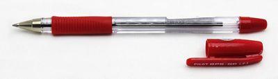 Ручка шариковая Pilot Bps-gp-fine , красная
