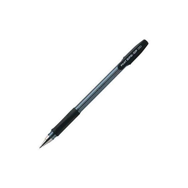 Ручка шариковая Pilot Bps-gp-medium, чернаяПисьменные принадлежности<br>Характеристики товара:<br><br>• модель: BPS-GP-Medium;<br>• цвет чернил: черный;<br>• цвет корпуса: прозрачный+черный;<br>• материал корпуса: пластик;<br>• наличие резиновой манжетки<br>• диаметр шарика: 1,0 мм;<br>• толщина линии: 0,4 мм;<br>• вес: 20 гр.;<br>• страна бренда: Япония<br>• страна изготовитель: Япония.<br><br>Ручка шариковая, BPS-GP-Medium Pilot (Пилот), черная - имеет прозрачный пластиковый корпус с резиновым упором для пальцев. Чернила на масляной основе. Наконечник стержня изготовлен из нержавеющей стали, а шарик из карбида вольфрама. Цвет колпачка и резиновой накладки соответствует цвету чернил.<br><br>Традиционно-высокое японское качество письма за разумные деньги - именно так можно охарактеризовать данную модель ручки. Ручка рассчитана на долговременное использование и обладает высокой надежностью.<br><br>Ручка шариковая, BPS-GP-Medium Pilot (Пилот), черная можно купить в нашем интернет-магазине.<br>Ширина мм: 50; Глубина мм: 10; Высота мм: 190; Вес г: 20; Возраст от месяцев: 36; Возраст до месяцев: 2147483647; Пол: Унисекс; Возраст: Детский; SKU: 6943782;