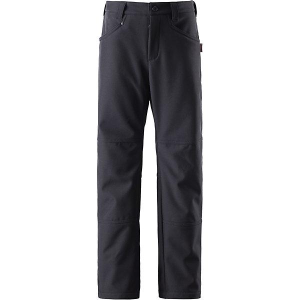 Брюки Mighty ReimaОдежда<br>Водонепроницаемые, но при этом модные и дышащие – это же джинсы Reima® softshell, теперь и в зимнем варианте! Эти популярные зауженные брюки для подростков из материала softshell можно надевать куда угодно: в школу и после школы, взять с собой в летний лагерь или на водную прогулку.<br><br>Благодаря эластичной талии брюки отлично сидят.<br>Состав:<br>95% Полиэстер, 5% эластан, полиуретановое покрытие<br><br>Ширина мм: 215<br>Глубина мм: 88<br>Высота мм: 191<br>Вес г: 336<br>Цвет: черный<br>Возраст от месяцев: 156<br>Возраст до месяцев: 168<br>Пол: Унисекс<br>Возраст: Детский<br>Размер: 164,98,110,122,128,140,152<br>SKU: 6959727