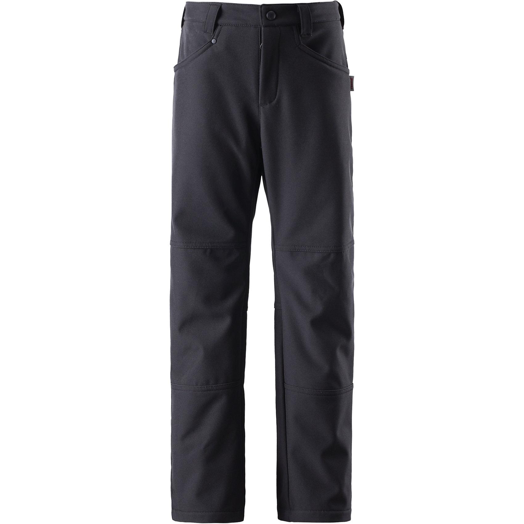 Брюки Mighty ReimaОдежда<br>Водонепроницаемые, но при этом модные и дышащие – это же джинсы Reima® softshell, теперь и в зимнем варианте! Эти популярные зауженные брюки для подростков из материала softshell можно надевать куда угодно: в школу и после школы, взять с собой в летний лагерь или на водную прогулку.<br><br>Благодаря эластичной талии брюки отлично сидят.<br>Состав:<br>95% Полиэстер, 5% эластан, полиуретановое покрытие<br><br>Ширина мм: 215<br>Глубина мм: 88<br>Высота мм: 191<br>Вес г: 336<br>Цвет: черный<br>Возраст от месяцев: 24<br>Возраст до месяцев: 36<br>Пол: Унисекс<br>Возраст: Детский<br>Размер: 98,164,152,140,128,122,110<br>SKU: 6959727