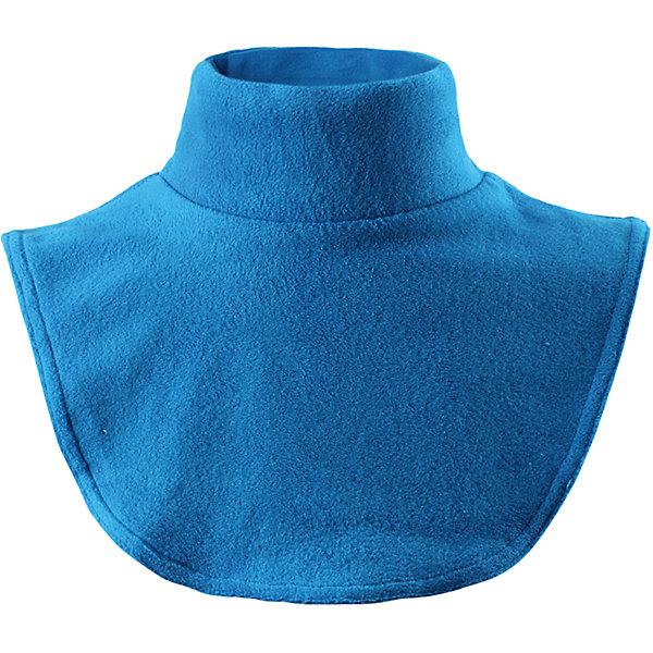 Шарф-хомут LassieШапки и шарфы<br>Мягкая горловина из флиса обеспечивает дополнительную защиту области шеи – в ней ребенку будет тепло во время веселых зимних прогулок. Благодаря удобной застежке на липучке вы без труда наденете горловину и легко отрегулируете нужный размер! Идеально подходит для прогулок в холодные осенние дни и морозную зимнюю пору. Облегченная модель без подкладки.<br>Состав:<br>100% Полиэстер<br>Ширина мм: 88; Глубина мм: 155; Высота мм: 26; Вес г: 106; Цвет: синий; Возраст от месяцев: 36; Возраст до месяцев: 72; Пол: Мужской; Возраст: Детский; Размер: one size; SKU: 6972304;
