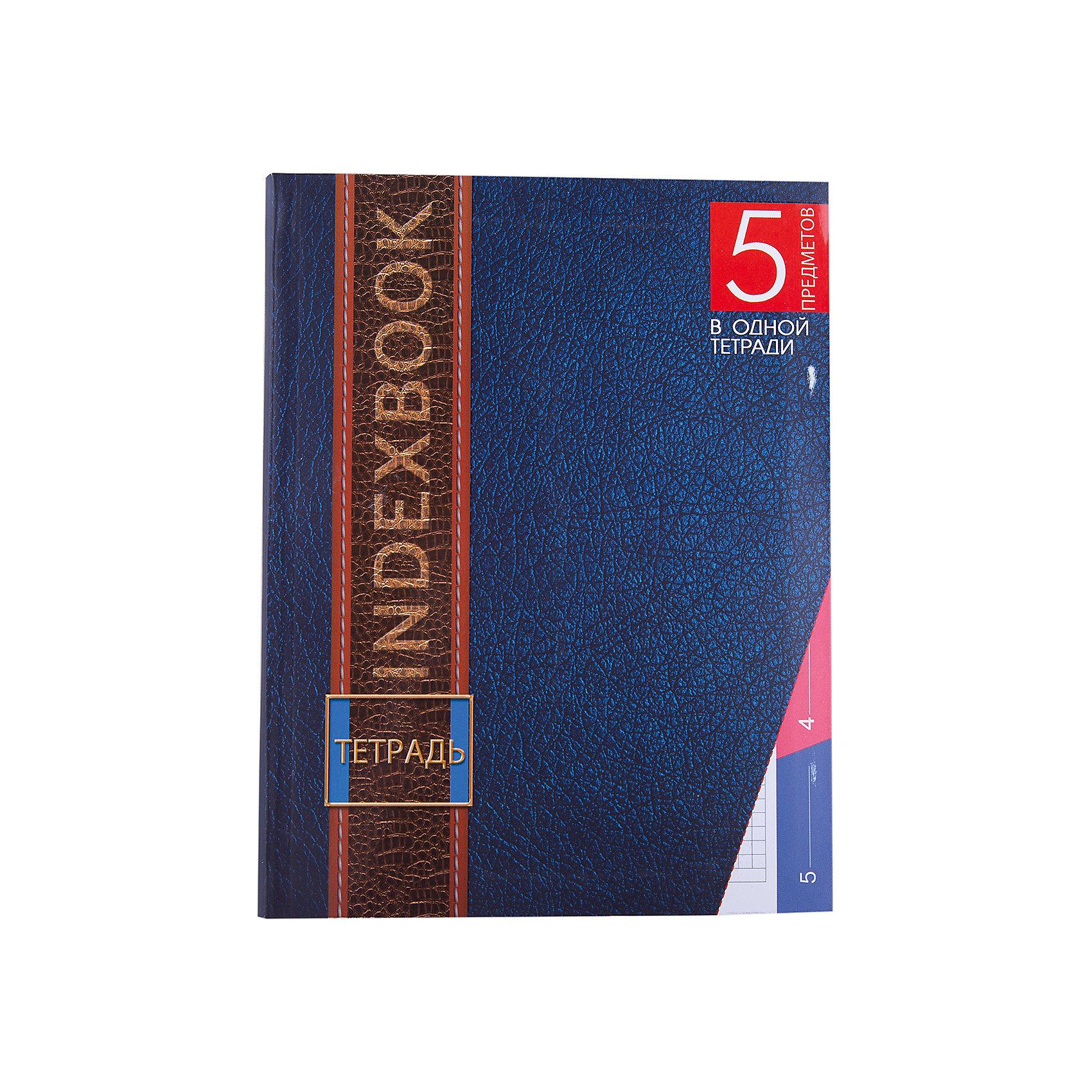 Тетрадь общая с разделителями.Бумажная продукция<br>Характеристики товара:<br><br>• возраст: от 3 лет;<br>• формат: А5;<br>• количество листов: 128;<br>• бумага: офсетная;<br>• линовка: клетка;<br>• вид крепления: книжное (прошивка);<br>• переплет: интегральный;<br>• размер: 21,5х16,4х1 см.;<br>• вес: 275 гр.;<br>• страна бренда: Россия;<br>• страна изготовитель: Россия.<br><br>Тетрадь общая с разделителями, для пяти предметов с высечкой, 128 листов - обеспечивает возможность вести конспекты по нескольким предметам одновременно. Внутренний блок, изготовленный из качественной бумаги, содержит 128 листов в клетку. Интегральная обложка оформлена ярким и красивым дизайном с выборочным УФ-лакировкой, что надолго сохранит презентабельный внешний вид.<br><br>Тетрадь общая с разделителями, для пяти предметов с высечкой, 128 листов, можно купить в нашем интернет-магазине.<br><br>Ширина мм: 215<br>Глубина мм: 164<br>Высота мм: 10<br>Вес г: 275<br>Возраст от месяцев: 36<br>Возраст до месяцев: 1188<br>Пол: Унисекс<br>Возраст: Детский<br>SKU: 6992520