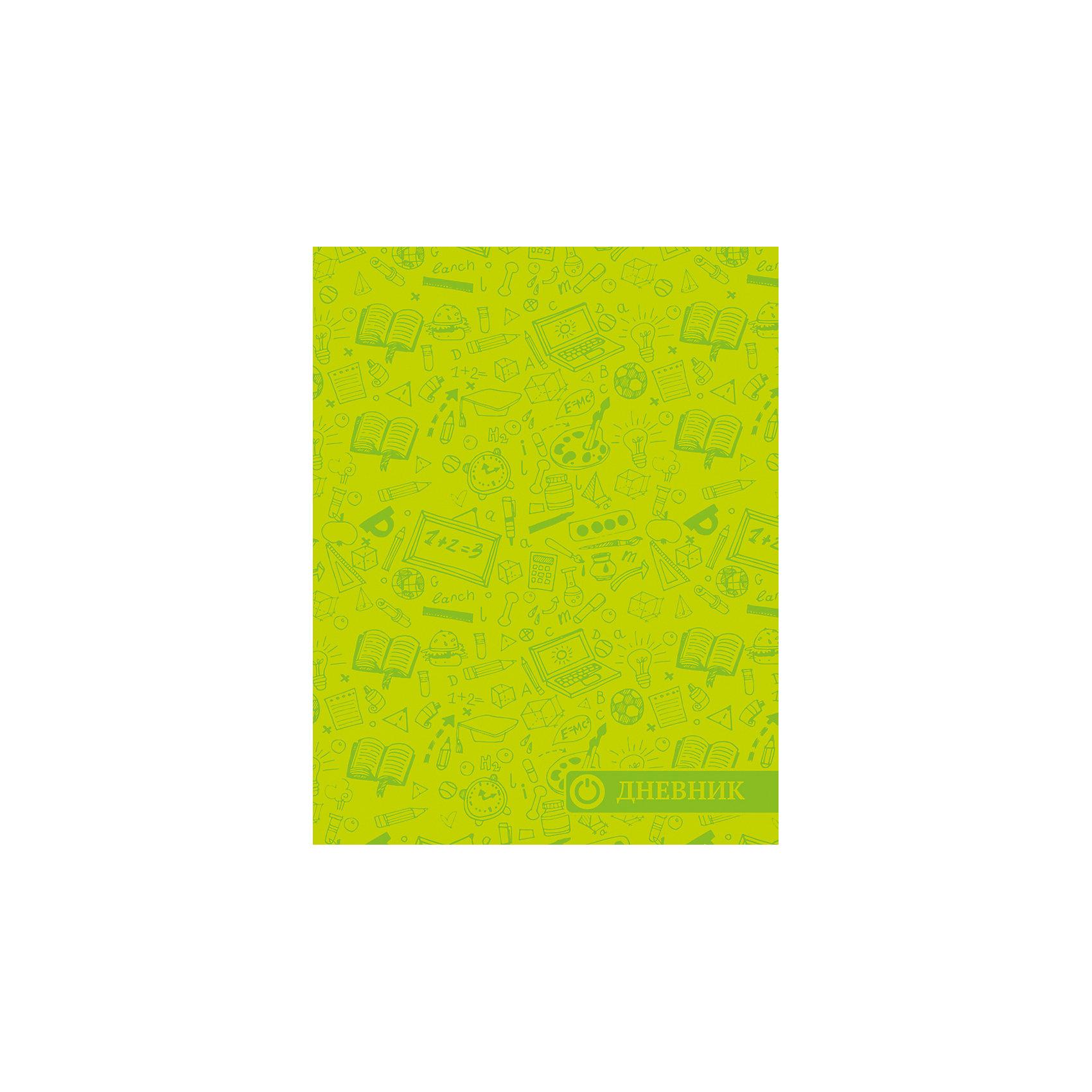 Дневник. Универсальный блок, тиснение - Паттерн.Бумажная продукция<br>Характеристики товара:<br><br>• возраст: от 6 лет;<br>• цвет: зеленый;<br>• формат: А5;<br>• количество листов: 48;<br>• разметка: в линейку;<br>• бумага: офсетная;<br>• переплет: интегральный;<br>• обложка: исскуственная кожа, картон;<br>• размер: 21,5х17х0,5 см.;<br>• вес: 210 гр.;<br>• страна бренда: Россия;<br>• страна изготовитель: Россия.<br><br>Дневник, универсальный блок, «Паттерн» - школьный дневник 1-11 классы, имеет сшитый внутренний блок, состоящий из 48 листов белой бумаги (плотность 70г/кв.м.) с линовкой синего цветаи тиснением из фольги. Снабжен резинкой, что поможет быстро открыть нужную страницу. Прочная и приятная на ощупь обложка выполнена из высококачественной искусственной кожи с рисунком.<br><br>Первая страница дневника представляет собой анкету для личных данных владельца, также на ней указаны телефоны экстренной помощи. На следующих страницах находятся  список преподавателей, список преподавателей,  расписание кружков, секций и факультативов, заметки классного руководителя и учителей. На последних страницах дневника имеются сведения о заданиях на каникулы, список литературы для чтения, сведения об успеваемости и поведении ребенка за учебный год, список одноклассников и справочный материал по различным предметам.<br><br>Дневник, универсальный блок, «Паттерн», 48 листов, можно купить в нашем интернет-магазине.<br><br>Ширина мм: 215<br>Глубина мм: 170<br>Высота мм: 5<br>Вес г: 213<br>Возраст от месяцев: 36<br>Возраст до месяцев: 216<br>Пол: Унисекс<br>Возраст: Детский<br>SKU: 6992537