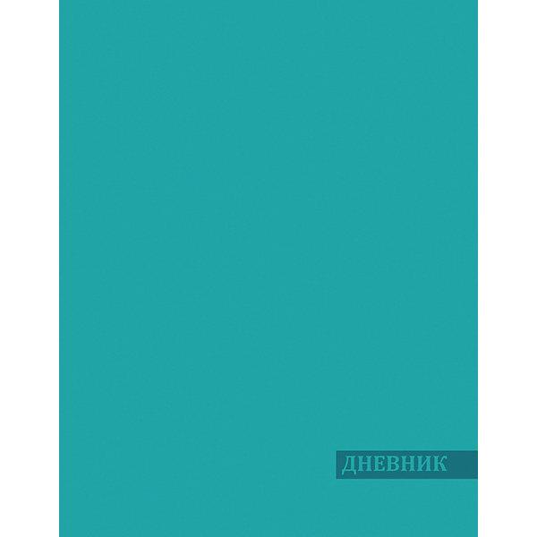 Дневник. Универсальный блок, твердая обложка, итальянские переплетные материалы, тиснение, бирюзовый.Бумажная продукция<br>Характеристики товара:<br><br>• возраст: от 6 лет;<br>• цвет: бирюзовый;<br>• формат: А5;<br>• количество листов: 96;<br>• разметка: в линейку;<br>• бумага: офсетная;<br>• переплет: твердый;<br>• обложка: картон;<br>• размер: 21,5х17х0,5 см.;<br>• вес: 200 гр.;<br>• страна бренда: Россия;<br>• страна изготовитель: Россия.<br><br>Дневник, универсальный блок, твердая обложка «Бирюзовый» - школьный дневник 1-11 классы, имеет сшитый внутренний блок, состоящий из 96 листов белой бумаги (плотность 70г/кв.м.) с линовкой синего цвета и тиснением из фольги. Прочная и приятная на ощупь обложка выполнена с использованием итальянских переплетных материалов.<br><br>В дневнике содержится дневника вся необходимая справочная информация, которая поможет организовать учебный процесс.<br><br>Дневник - это первый ежедневник вашего ребенка. Он поможет ему не забыть свои задания, а вы всегда сможете проконтролировать его успеваемость.<br><br>Дневник, универсальный блок, твердая обложка «Бирюзовый», 96 листов, можно купить в нашем интернет-магазине.<br>Ширина мм: 215; Глубина мм: 170; Высота мм: 5; Вес г: 208; Возраст от месяцев: 36; Возраст до месяцев: 216; Пол: Унисекс; Возраст: Детский; SKU: 6992549;