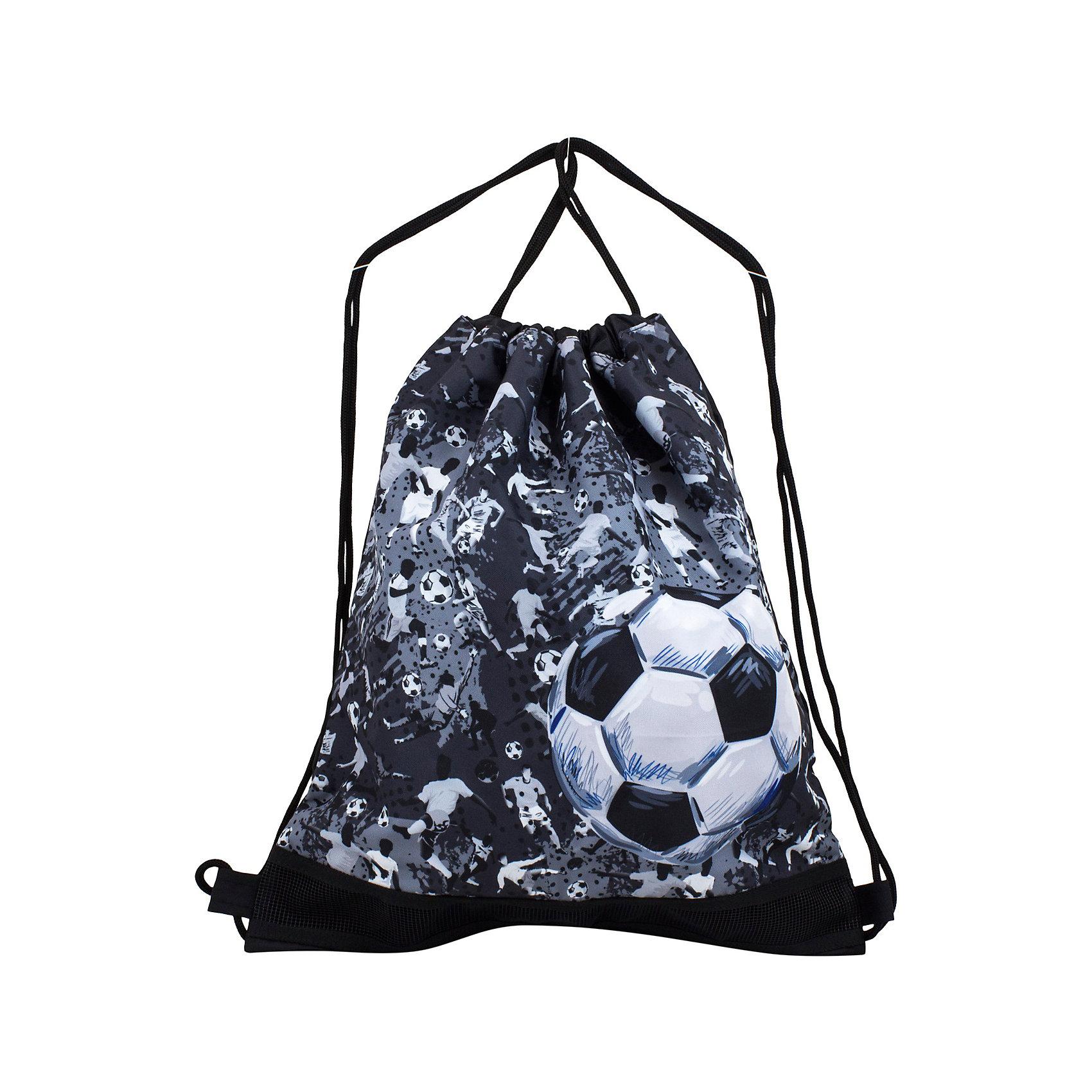 Мешок DeLune S-123Мешки для обуви<br>Характеристики:<br><br>• цвет: серый;<br>• возраст от: 3 лет;<br>• принт:футбольный мяч;<br>• особенности: двойная строчка, одно отделение, сетка для вентиляции;<br>• вид застежки: шнурок;<br>• материал: полиэстер;<br>• размер: 41х43,5 см.;<br>• вес: 130 гр;<br>• страна бренда: Франция;<br>• страна производитель: Китай.<br><br>Мешок для обуви De Lune (Де Луне) S-123  - стильный и практичный аксессуар, предназначен для аккуратного хранения и транспортировки обуви на спортивные тренировки, во время туристических походов, командировок и путешествий. Очень удобная и необходимая вещь для каждого школьника. Яркие цвета и интересные рисунки никого не оставят равнодушными.<br><br>Изготовлен из плотный полиэстера с внутренней водоотталкивающей пропиткой, затягивается шнуром-лямкой, прошит двойной строчкой, имеется сетка для вентиляции. Его удобно использовать, удобно стирать и он быстро сохнет.<br><br>Мешок для обуви De Lune (Де Луне) S-123 можно купить в нашем интернет-магазине.<br><br>Ширина мм: 41<br>Глубина мм: 9999<br>Высота мм: 43<br>Вес г: 130<br>Возраст от месяцев: 72<br>Возраст до месяцев: 132<br>Пол: Мужской<br>Возраст: Детский<br>SKU: 6992883