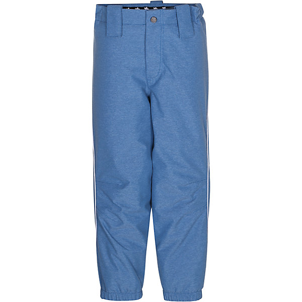 Брюки MOLO для мальчикаВерхняя одежда<br>Зимние брюки Molo <br>• состав: 100% нейлон, 100% полиэстер<br>• температурный режим: 0° до -25° градусов<br>• утеплитель:  ThinsulateTM  прекрасно сохраняющий тепло,  позволяет телу дышать и остается при этом сухим и легким<br>• водонепроницаемость: 10 000 мм<br>• отвод влаги: 8 000 г/м2/24ч<br>• основные швы проклеены<br>• «дышащий» материал<br>• ветро- водо- и грязеотталкивающий материал<br>• комфортная посадка<br>• прочные съёмные силиконовые штрипки<br>• страна производства: Китай<br>• страна бренда: Дания <br> Фантастический и причудливый датский бренд Molo это самый актуальный и стильный дизайн в детской одежде для маленьких модников.<br><br>Ширина мм: 215<br>Глубина мм: 88<br>Высота мм: 191<br>Вес г: 336<br>Цвет: голубой<br>Возраст от месяцев: 132<br>Возраст до месяцев: 144<br>Пол: Мужской<br>Возраст: Детский<br>Размер: 152,104,110,116,122,128,134,140<br>SKU: 6994919