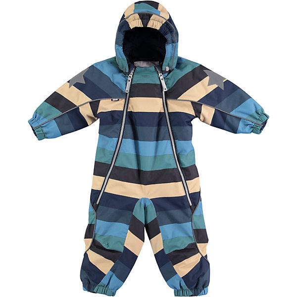 Комбинезон MOLO для мальчикаВерхняя одежда<br>Характеристики товара:<br><br>• цвет: синий<br>• состав ткани: 100% полиэстер<br>• подкладка: 100% полиэстер, флис<br>• утеплитель: Thinsulate<br>• сезон: зима<br>• температурный режим: от -20 до 0<br>• особенности модели: с капюшоном<br>• водонепроницаемость: 10000 мм <br>• паропроницаемость: 8000 г/м2<br>• застежка: молнии<br>• капюшон: без меха, съемный<br>• штрипки<br>• страна бренда: Дания<br>• страна изготовитель: Китай<br><br>Такой детский комбинезон имеет мягкую подкладку, способствующую созданию оптимального для малыша микроклимата. Теплый комбинезон для ребенка дополнен съемным капюшоном и штрипками. Симпатичный комбинезон для детей Molo не промокает и не продувается ветром. <br><br>Комбинезон для мальчика Molo (Моло) можно купить в нашем интернет-магазине.<br>Ширина мм: 215; Глубина мм: 88; Высота мм: 191; Вес г: 336; Цвет: белый; Возраст от месяцев: 12; Возраст до месяцев: 15; Пол: Мужской; Возраст: Детский; Размер: 80,98,92,86; SKU: 6994992;