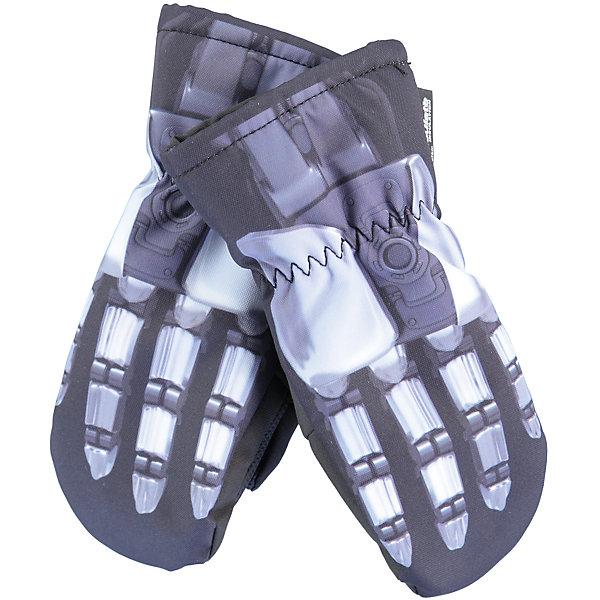 Варежки MOLO для мальчикаПерчатки, варежки<br>Характеристики товара:<br><br>• цвет: черный<br>• состав ткани: 100% полиэстер<br>• подкладка: 100% полиэстер, флис<br>• утеплитель: Thinsulate<br>• сезон: зима<br>• температурный режим: от -15 до +5<br>• застежка: липучка<br>• страна бренда: Дания<br>• страна изготовитель: Китай<br><br>Непромокаемые детские варежки декорированы оригинальным принтом. Эти варежки для детей сделаны из качественного материала -он не пропускает воду и ветер. Варежки для ребенка дополнены удобной липучкой. Такие варежки для детей отличаются модным дизайном. <br><br>Варежки Molo (Моло) для мальчика можно купить в нашем интернет-магазине.<br><br>Ширина мм: 162<br>Глубина мм: 171<br>Высота мм: 55<br>Вес г: 119<br>Цвет: белый<br>Возраст от месяцев: 132<br>Возраст до месяцев: 156<br>Пол: Мужской<br>Возраст: Детский<br>Размер: 6,3,5<br>SKU: 6995216