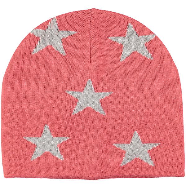 Шапка MOLO для девочкиГоловные уборы<br>Характеристики товара:<br><br>• цвет: розовый<br>• состав ткани: 50% шерсть, 50% акрил<br>• сезон: зима<br>• температурный режим: от -10 до +10<br>• страна бренда: Дания<br>• страна изготовитель: Китай<br><br>Модная детская шапка легко стирается и долго служит. Стильная шапка для ребенка удобно держится на голове благодаря плотной структуре материала. Эта теплая шапка разработана специально для детей. Детская шапка обеспечит защиту от холода в межсезонье и небольшой мороз. <br><br>Шапку Molo (Моло) для девочки можно купить в нашем интернет-магазине.<br><br>Ширина мм: 89<br>Глубина мм: 117<br>Высота мм: 44<br>Вес г: 155<br>Цвет: розовый<br>Возраст от месяцев: 72<br>Возраст до месяцев: 84<br>Пол: Женский<br>Возраст: Детский<br>Размер: 50-54,55-57,54-56<br>SKU: 6995259