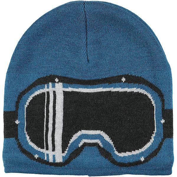 Шапка MOLO для мальчикаГоловные уборы<br>Характеристики товара:<br><br>• цвет: синий<br>• состав ткани: 50% шерсть, 50% акрил<br>• сезон: зима<br>• температурный режим: от -10 до +10<br>• страна бренда: Дания<br>• страна изготовитель: Китай<br><br>Эта шапка для ребенка удобно держится на голове благодаря плотной структуре материала. Эта теплая шапка разработана специально для детей. Простая в уходе шапка сделана из качественного материала. Детская шапка обеспечит защиту от холода в межсезонье и небольшой мороз. <br><br>Шапку Molo (Моло) для мальчика можно купить в нашем интернет-магазине.<br><br>Ширина мм: 89<br>Глубина мм: 117<br>Высота мм: 44<br>Вес г: 155<br>Цвет: голубой<br>Возраст от месяцев: 0<br>Возраст до месяцев: 3<br>Пол: Мужской<br>Возраст: Детский<br>Размер: 55-57,50-54,54-56<br>SKU: 6995277