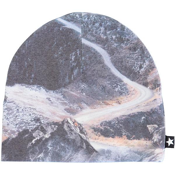 Шапка MOLO для мальчикаГоловные уборы<br>Характеристики товара:<br><br>• цвет: серый<br>• состав ткани: 50% шерсть, 50% акрил<br>• сезон: зима<br>• температурный режим: от -10 до +10<br>• страна бренда: Дания<br>• страна изготовитель: Китай<br><br>Яркая детская шапка декорирована оригинальным принтом. Шапка для ребенка удобно держится на голове благодаря плотной структуре материала. Эта теплая шапка разработана специально для детей. Простая в уходе шапка сделана из качественного материала. <br><br>Шапку Molo (Моло) для мальчика можно купить в нашем интернет-магазине.<br>Ширина мм: 89; Глубина мм: 117; Высота мм: 44; Вес г: 155; Цвет: белый; Возраст от месяцев: 36; Возраст до месяцев: 60; Пол: Мужской; Возраст: Детский; Размер: 50-54,55-57,54-56; SKU: 6995308;