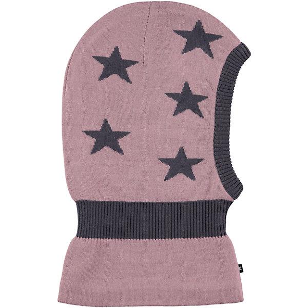 Шапка-шлем MOLO для девочкиГоловные уборы<br>Характеристики товара:<br><br>• цвет: черный<br>• состав ткани: 50% шерсть, 50% акрил<br>• сезон: зима<br>• температурный режим: от -15 до +5<br>• страна бренда: Дания<br>• страна изготовитель: Китай<br><br>Удобная шапка-шлем для ребенка выглядит стильно. Эта теплая шапка-шлем разработана специально для детей. Детская шапка-шлем обеспечит защиту от холода. Простая в уходе шапка-шлем сделана из качественного материала с содержанием натуральной шерсти. <br><br>Шапку-шлем Molo (Моло) для девочки можно купить в нашем интернет-магазине.<br>Ширина мм: 89; Глубина мм: 117; Высота мм: 44; Вес г: 155; Цвет: лиловый; Возраст от месяцев: 12; Возраст до месяцев: 24; Пол: Женский; Возраст: Детский; Размер: 46-48,50-54; SKU: 6995323;