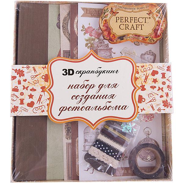 Набор для создания альбома Сокровище БелоснежкаБумага<br>Характеристики товара:<br><br>• возраст: от 6 лет;<br>• упаковка: коробка;<br>• размер упаковки: 23,5х20,5х4,5 см..;<br>• материал: плотный картон, бумага для скрапбукинга, пластик, текстиль;<br>• размер альбома в собранном виде: 19,6х23х4 см.;<br>• вес: 500 гр.;<br>• бренд: Белоснежка;<br>• страна бренда: Россия;<br>• страна производства: Китай.<br>                                                                                                                                                                                                                                                                                                                       Набор для создания альбома «Сокровище» поможет создать оригинальное оформление своей истории в фотографиях, сохранит в нем самые теплые воспоминания и радостные моменты. Красивая упаковка набора превращает его в хороший подарок для любителей творчества.<br><br>Скрапбукинг стал популярным и модным увлечением во всём мире, которое помогает развививать у вас и вашего ребенка  мышление, моторику и фантазию, тренирует память, расширяет восприятие цветов и различных оттенков, пространственное мышление. <br><br>Комплектация:<br><br>•  твердая обложка для альбома с кольцами 19,6х23х4 см.;<br>•  10 листов бумаги для скрапбукинга 16х21 см.;<br>•  3 картонные рамки для фотографий;<br>•  2 листа вырубка картон;<br>•  1 лист вырубки русский алфавит;<br>•  1 лист наклеек;<br>•  скотч декоративный 1 шт.;<br>•  клеевые подушечки 1 лист 7х7 см.;<br>•  декоративные элементы: ленты, пайетки, стразы, полубусины; <br>•  инструкция на русском языке. <br>            <br>Набор для создания альбома «Сокровище», Белоснежка  можно купить в нашем интернет-магазине.<br><br>Ширина мм: 235<br>Глубина мм: 205<br>Высота мм: 45<br>Вес г: 486<br>Возраст от месяцев: 72<br>Возраст до месяцев: 2147483647<br>Пол: Унисекс<br>Возраст: Детский<br>SKU: 6997999