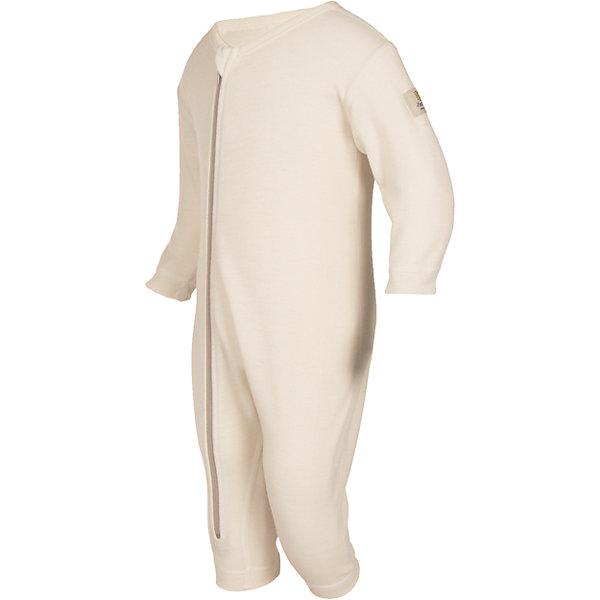 Комбинезон JanusКомбинезоны<br>Характеристики товара:<br><br>• цвет: белый<br>• состав ткани: 100% шерсть мериноса<br>• подкладка: нет<br>• сезон: круглый год<br>• застежка: молния<br>• длинные рукава<br>• страна бренда: Норвегия<br>• страна изготовитель: Норвегия<br><br>Шерстяной комбинезон для ребенка создает комфортные условия для тела. Материал комбинезона для детей позволяет коже дышать и впитывает лишнюю влагу. Натуральная шерсть мериноса приятна на ощупь, гипоаллергенна. Детский комбинезон легко надевается благодаря длинной молнии.<br><br>Комбинезон Janus (Янус) можно купить в нашем интернет-магазине.<br><br>Ширина мм: 356<br>Глубина мм: 10<br>Высота мм: 245<br>Вес г: 519<br>Цвет: белый<br>Возраст от месяцев: 0<br>Возраст до месяцев: 6<br>Пол: Унисекс<br>Возраст: Детский<br>Размер: 90,80,70,60<br>SKU: 7001357