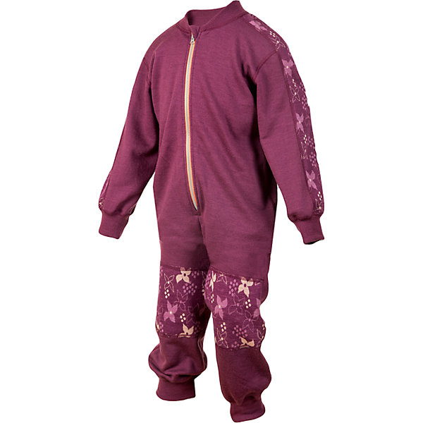 Комбинезон Janus для девочкиКомбинезоны<br>Характеристики товара:<br><br>• цвет: фиолетовый<br>• состав ткани: 100% шерсть мериноса<br>• подкладка: нет<br>• сезон: зима<br>• застежка: молния<br>• длинные рукава<br>• страна бренда: Норвегия<br>• страна изготовитель: Норвегия<br><br>Этот шерстяной комбинезон на молнии - отличная возможность уберечь ребенка от холода в морозную погоду или межсезонье. Материал комбинезона для детей - натуральная шерсть мериноса - не мешает коже дышать и впитывает лишнюю влагу, создавая ощущение комфорта. Детский комбинезон легко надевается и снимается благодаря удобной молнии.<br><br>Комбинезон Janus (Янус) для девочки можно купить в нашем интернет-магазине.<br><br>Ширина мм: 356<br>Глубина мм: 10<br>Высота мм: 245<br>Вес г: 519<br>Цвет: лиловый<br>Возраст от месяцев: 48<br>Возраст до месяцев: 60<br>Пол: Женский<br>Возраст: Детский<br>Размер: 110,100,90,80,70,120<br>SKU: 7001501