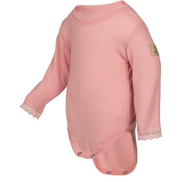 Боди Janus для девочкиФлис и термобелье<br>Характеристики товара:<br><br>• цвет: розовый<br>• состав ткани: 94% шерсть мериноса, 6% полиамид<br>• подкладка: нет<br>• сезон: круглый год<br>• застежка: кнопки<br>• длинные рукава<br>• страна бренда: Норвегия<br>• страна изготовитель: Норвегия<br><br>Шерсть мериноса известна своими отличными характеристиками в плане терморегуляции, она создает комфортные условия для тела круглый год. Легкое детское боди сделано из шерсти мериноса, поэтому боди для детей позволяет коже дышать и впитывает лишнюю влагу. Качественное детское боди Janus легко надевается благодаря удобным кнопкам. <br><br>Боди Janus (Янус) для девочки можно купить в нашем интернет-магазине.<br><br>Ширина мм: 157<br>Глубина мм: 13<br>Высота мм: 119<br>Вес г: 200<br>Цвет: розовый<br>Возраст от месяцев: 0<br>Возраст до месяцев: 6<br>Пол: Женский<br>Возраст: Детский<br>Размер: 70,90,80<br>SKU: 7001601