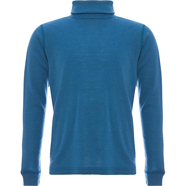 Водолазка JanusВодолазки<br>Характеристики товара:<br><br>• цвет: синий<br>• состав ткани: 95% шерсть мериноса, 5% полиамид<br>• подкладка: нет<br>• сезон: зима<br>• длинные рукава<br>• страна бренда: Норвегия<br>• страна изготовитель: Норвегия<br><br>Натуральная шерсть мериноса приятна на ощупь не вызывает аллергии. Материал водолазки для детей позволяет коже дышать и впитывает лишнюю влагу. Шерсть мериноса делает водолазку для ребенка очень комфортной и теплой. Удобная термоводолазка стильно смотрится. <br><br>Водолазку Janus (Янус) можно купить в нашем интернет-магазине.<br><br>Ширина мм: 230<br>Глубина мм: 40<br>Высота мм: 220<br>Вес г: 250<br>Цвет: синий<br>Возраст от месяцев: 108<br>Возраст до месяцев: 120<br>Пол: Унисекс<br>Возраст: Детский<br>Размер: 140,150,160,170,90,100,110,120,130<br>SKU: 7001665