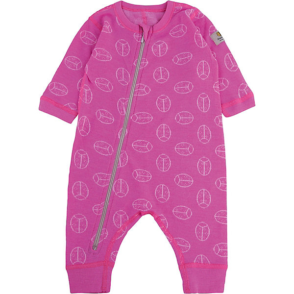 Комбинезон Janus для девочкиКомбинезоны<br>Характеристики товара:<br><br>• цвет: розовый<br>• состав ткани: 80% шерсть мериноса, 20% полиамид<br>• подкладка: нет<br>• сезон: круглый год<br>• застежка: молния<br>• длинные рукава<br>• страна бренда: Норвегия<br>• страна изготовитель: Норвегия<br><br>Легкий детский комбинезон для ребенка создаст комфорт в любую погоду. Материал комбинезона для детей - натуральная шерсть мериноса - не мешает препятствует проникновению воздуха к телу и впитывает лишнюю влагу, создавая ощущение комфорта. Детский комбинезон приятен на ощупь.<br><br>Комбинезон Janus (Янус) для девочки можно купить в нашем интернет-магазине.<br><br>Ширина мм: 356<br>Глубина мм: 10<br>Высота мм: 245<br>Вес г: 519<br>Цвет: розовый<br>Возраст от месяцев: 0<br>Возраст до месяцев: 6<br>Пол: Женский<br>Возраст: Детский<br>Размер: 70,60,90,80<br>SKU: 7001830