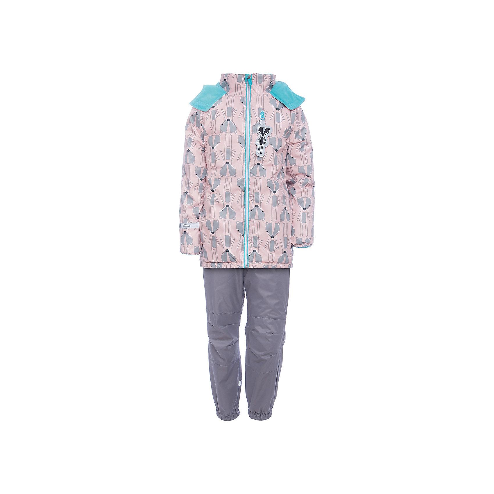 Комплект: куртка и брюки BOOM by Orby для девочкиВерхняя одежда<br>Характеристики товара:<br><br>• цвет: розовый<br>• ткань верха: Нейлон с мембранным покрытием 3000х3000<br>• подкладка: куртка - поларфлис; брюки - поларфлис; ПЭ пуходержащий<br>• утеплитель: куртка - FiberSoft 150 г/м2<br>• сезон: демисезон<br>• температурный режим: от 0°до +15°С<br>• особенности куртки: на молнии, швы проклеены, со светоотражающими элементами<br>• особенности брюк: на резинке<br>• капюшон: без меха <br>• страна бренда: Россия<br>• страна изготовитель: Россия<br><br>Мембранный комплект для девочки позволит обеспечить ребенку комфорт в демисезон. Куртка и брюки защитят от сырости в дождливую погоду и согреют в небольшой мороз.<br><br>Комплект: куртка и брюки BOOM by Orby для девочки можно купить в нашем интернет-магазине.<br><br>Ширина мм: 356<br>Глубина мм: 10<br>Высота мм: 245<br>Вес г: 519<br>Цвет: розовый<br>Возраст от месяцев: 72<br>Возраст до месяцев: 84<br>Пол: Женский<br>Возраст: Детский<br>Размер: 122,104,86,92,98,110,116<br>SKU: 7007030