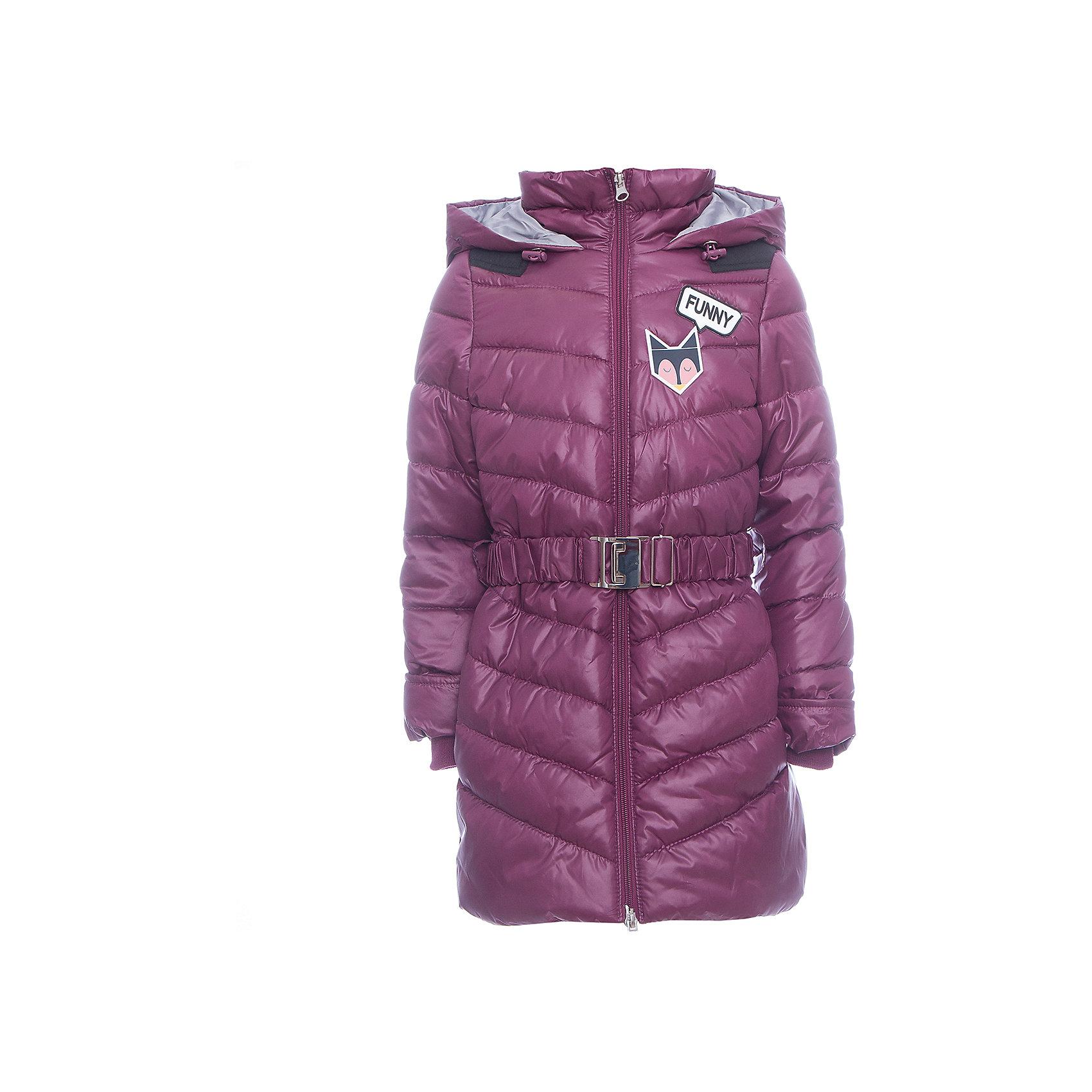 Пальто BOOM by Orby для девочкиВерхняя одежда<br>Характеристики товара:<br><br>• цвет: фиолетовый<br>• ткань верха: Таффета oil cire pu milky<br>• отделка: Таслан pu milky<br>• подкладка: Флис; ПЭ пуходержащий<br>• утеплитель: Flexy Fiber 200 г/м2<br>• сезон: демисезон<br>• температурный режим: от -5°до +10°С<br>• особенности: дутая, на молнии, стеганая<br>• тип пальто: стеганое<br>• капюшон: без меха, отстегивается<br>• страна бренда: Россия<br>• страна изготовитель: Россия<br><br>Детская демисезонная одежда должна учитывать переменную погоду, быть теплой и удобной, как это пальто для девочки. Благодаря поясу и вышивке оно стильно смотрится и хорошо сидит по фигуре.<br><br>Пальто BOOM by Orby для девочки можно купить в нашем интернет-магазине.<br><br>Ширина мм: 356<br>Глубина мм: 10<br>Высота мм: 245<br>Вес г: 519<br>Цвет: лиловый<br>Возраст от месяцев: 144<br>Возраст до месяцев: 156<br>Пол: Женский<br>Возраст: Детский<br>Размер: 158,86,92,104,110,98,116,122,128,134,140,146,152<br>SKU: 7007046