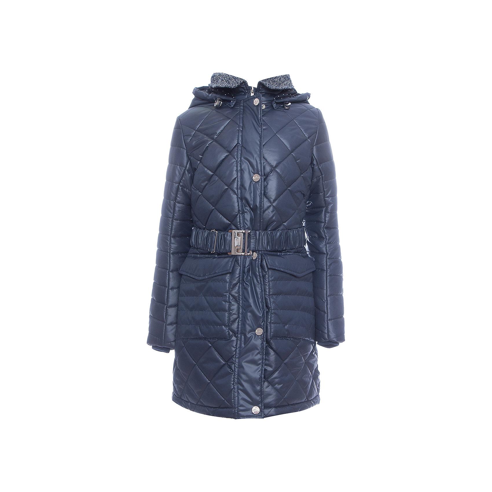 Пальто BOOM by Orby для девочкиВерхняя одежда<br>Характеристики товара:<br><br>• цвет: синий<br>• ткань верха: Таффета oil cire pu milky<br>• отделка: Драп<br>• подкладка: ПЭ пуходержащий<br>• утеплитель: Flexy Fiber 200 г/м2<br>• сезон: демисезон<br>• температурный режим: от -5°до +10°С<br>• особенности: на молнии, стеганая<br>• тип пальто: стеганое<br>• капюшон: без меха<br>• страна бренда: Россия<br>• страна изготовитель: Россия<br><br>Детское пальто для межсезонья не только теплое, но и оригинальное. Оно поможет ребенку одеться модно и удобно в прохладную сырую погоду.<br><br>Пальто BOOM by Orby для девочки можно купить в нашем интернет-магазине.<br><br>Ширина мм: 356<br>Глубина мм: 10<br>Высота мм: 245<br>Вес г: 519<br>Цвет: синий<br>Возраст от месяцев: 168<br>Возраст до месяцев: 180<br>Пол: Женский<br>Возраст: Детский<br>Размер: 170,122,128,134,140,146,152,158,164<br>SKU: 7007084