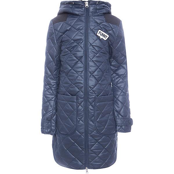 Пальто BOOM by Orby для девочкиВерхняя одежда<br>Характеристики товара:<br><br>• цвет: синий<br>• ткань верха: Таффета pu milky<br>• отделка: Таслан pu milky<br>• подкладка: ПЭ пуходержащий<br>• утеплитель: Эко синтепон 150 г/м2<br>• сезон: демисезон<br>• температурный режим: от 0°до +10°С<br>• особенности: на молнии, стеганая<br>• тип пальто: стеганое<br>• капюшон: без меха<br>• страна бренда: Россия<br>• страна изготовитель: Россия<br><br>Синее демисезонное пальто для девочки отличается стильной аппликацией и большими накладными карманами. Стеганое пальто благодаря утеплителю из эко синтепона согреет даже в небольшие морозы.<br><br>Пальто BOOM by Orby для девочки можно купить в нашем интернет-магазине.<br>Ширина мм: 356; Глубина мм: 10; Высота мм: 245; Вес г: 519; Цвет: синий; Возраст от месяцев: 72; Возраст до месяцев: 84; Пол: Женский; Возраст: Детский; Размер: 122,86,158,152,146,140,134,128,116,98,110,104,92; SKU: 7007094;