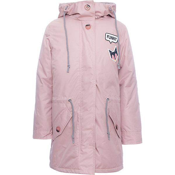 Куртка-парка BOOM by Orby для девочкиВерхняя одежда<br>Характеристики товара:<br><br>• цвет: розовый<br>• ткань верха: Таффета peach pu<br>• отделка: Костюмная ткань принт<br>• подкладка: ПЭ пуходержащий<br>• утеплитель: Flexy Fiber 100 г/м2<br>• сезон: демисезон<br>• температурный режим: от +5° до +15°С<br>• особенности: на молнии, планка от ветра<br>• тип куртки: парка<br>• капюшон: без меха, несъемный<br>• страна бренда: Россия<br>• страна изготовитель: Россия<br><br>Демисезонная парка - одна из самых модных моделей наступающего сезона. Благодаря красивому цвету, капюшону и большим карманам эта куртка стильно смотрится и хорошо сидит по фигуре. <br><br>Куртку-парку BOOM by Orby для девочки можно купить в нашем интернет-магазине.<br>Ширина мм: 356; Глубина мм: 10; Высота мм: 245; Вес г: 519; Цвет: розовый; Возраст от месяцев: 36; Возраст до месяцев: 48; Пол: Женский; Возраст: Детский; Размер: 104,158,152,146,140,134,128,122,116,98,110; SKU: 7007164;