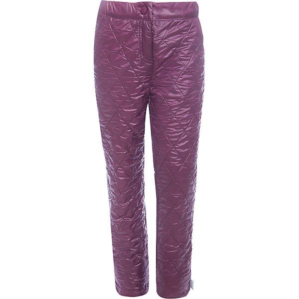 Брюки BOOM by Orby для девочкиВерхняя одежда<br>Характеристики товара:<br><br>• цвет: фиолетовый<br>• ткань верха: Таффета pu milky<br>• подкладка: Флис<br>• без утеплителя<br>• сезон: демисезон<br>• температурный режим: от +5°до +15°С<br>• особенности одежды: на молнии, стеганая<br>• тип брюк: стеганые<br>• пояс: регулировка объема резинкой<br>• карманы: втачные<br>• страна бренда: Россия<br>• страна изготовитель: Россия<br><br>Демисезонные брюки на флисовой подкладке отлично подходят для ношения в демисезон. Такие брюки для девочки легко регулируются по объему талии и длине штанин. Есть удобные карманы. <br><br>Брюки BOOM by Orby для девочки можно купить в нашем интернет-магазине.<br><br>Ширина мм: 215<br>Глубина мм: 88<br>Высота мм: 191<br>Вес г: 336<br>Цвет: лиловый<br>Возраст от месяцев: 72<br>Возраст до месяцев: 84<br>Пол: Женский<br>Возраст: Детский<br>Размер: 122,134,128,116,158,152,146,140,98,110,104,92,86<br>SKU: 7007266