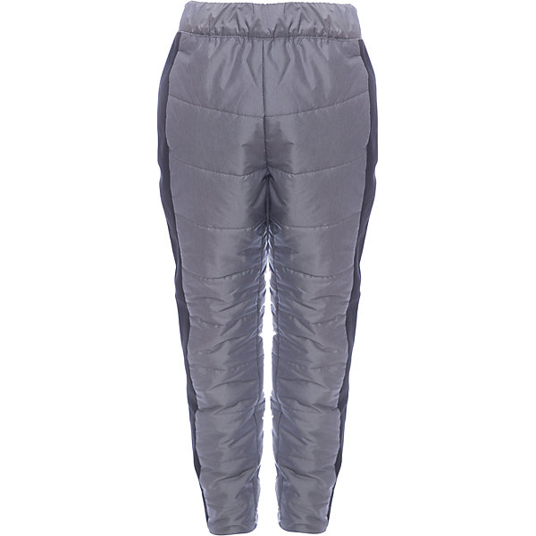 Брюки BOOM by Orby для девочкиВерхняя одежда<br>Характеристики товара:<br><br>• цвет: серый<br>• ткань верха: Болонь pu milky стеганая<br>• подкладка: ПЭ пуходержащий<br>• утеплитель: Эко синтепон 80 г/м2<br>• сезон: зима<br>• температурный режим: от 0° до -15°С<br>• особенности одежды: стеганая, без застежки<br>• тип брюк: стеганые<br>• карманы: втачные<br>• страна бренда: Россия<br>• страна изготовитель: Россия<br><br>Серые утепленные брюки отлично подходят для ношения в демисезон и морозы. Такие брюки для девочки легкие и комфортные. Есть удобные карманы. <br><br>Брюки BOOM by Orby для девочки можно купить в нашем интернет-магазине.<br><br>Ширина мм: 215<br>Глубина мм: 88<br>Высота мм: 191<br>Вес г: 336<br>Цвет: серый<br>Возраст от месяцев: 60<br>Возраст до месяцев: 72<br>Пол: Женский<br>Возраст: Детский<br>Размер: 116,110,98,122,128,134,140,146,152,158,164,170,86,92,104<br>SKU: 7007326