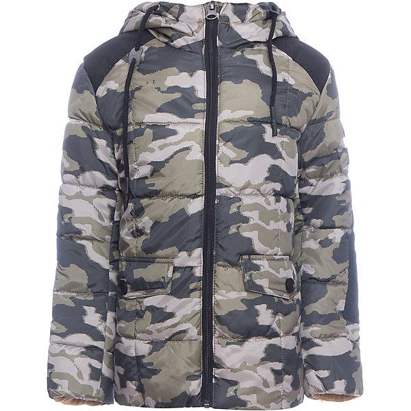 Куртка BOOM by Orby для мальчикаВерхняя одежда<br>Характеристики товара:<br><br>• цвет: коричневый<br>• ткань верха: Болонь pu milky <br>• подкладка: ПЭ пуходержащий<br>• утеплитель: Flexy Fiber 200 г/м2<br>• отделка: Таслан pu milky<br>• сезон: демисезон<br>• температурный режим: от -5° до +10°С<br>• особенности: на молнии, стеганая<br>• тип куртки: стеганая<br>• капюшон: без меха, несъемный<br>• страна бренда: Россия<br>• страна изготовитель: Россия<br><br>Правильная демисезонная одежда для детей должна учитывать переменную погоду, быть теплой и удобной, как эта куртка для мальчика. Благодаря утеплителю, оптимальному прилеганию и капюшону такая куртка защитит ребенка от холода и сырости в демисезон. <br><br>Куртку BOOM by Orby для мальчика можно купить в нашем интернет-магазине.<br>Ширина мм: 356; Глубина мм: 10; Высота мм: 245; Вес г: 519; Цвет: коричневый; Возраст от месяцев: 36; Возраст до месяцев: 48; Пол: Мужской; Возраст: Детский; Размер: 104,158,152,146,140,134,128,122,116,98,110; SKU: 7007386;