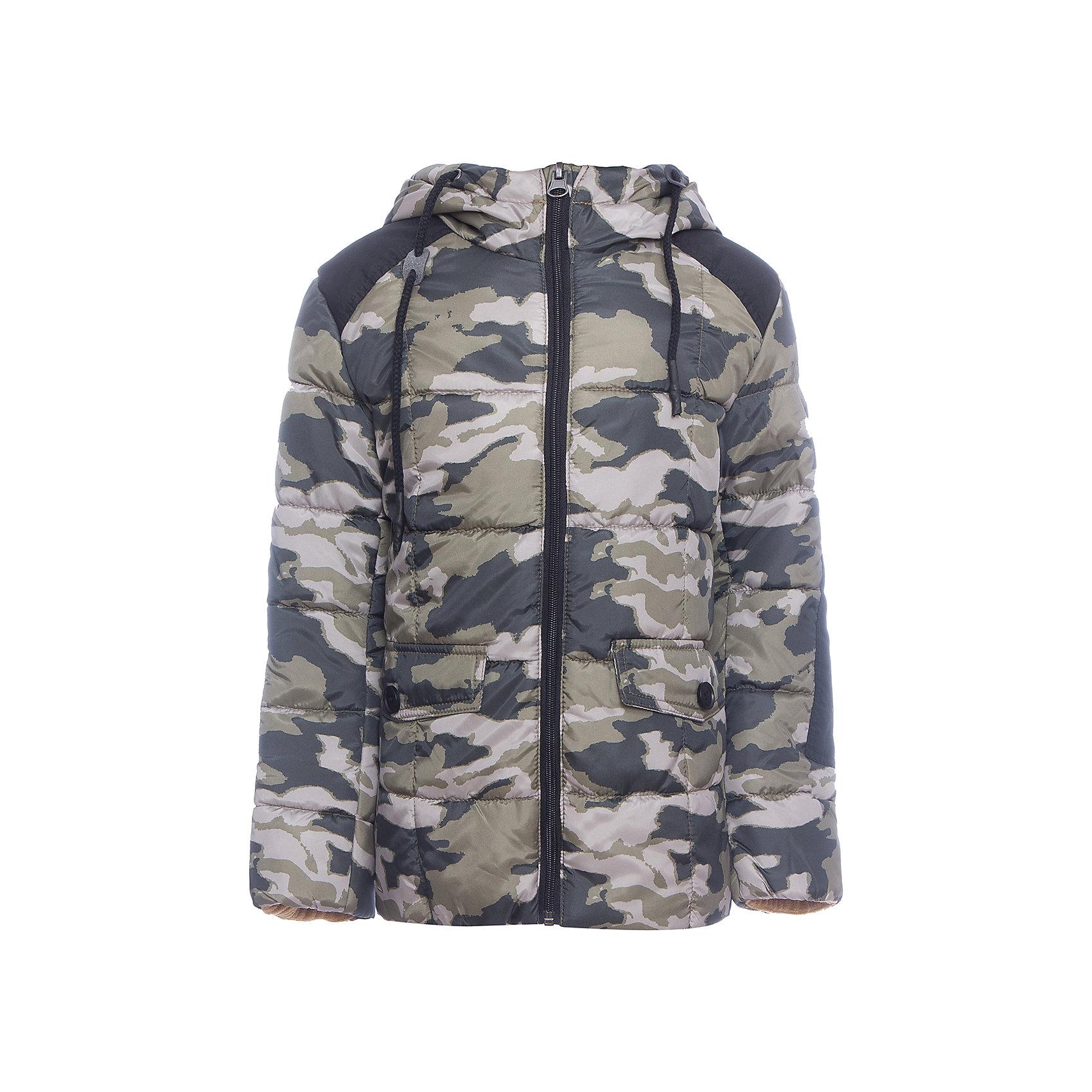 Куртка BOOM by Orby для мальчикаВерхняя одежда<br>Характеристики товара:<br><br>• цвет: коричневый<br>• ткань верха: Болонь pu milky <br>• подкладка: ПЭ пуходержащий<br>• утеплитель: Flexy Fiber 200 г/м2<br>• отделка: Таслан pu milky<br>• сезон: демисезон<br>• температурный режим: от -5° до +10°С<br>• особенности: на молнии, стеганая<br>• тип куртки: стеганая<br>• капюшон: без меха, несъемный<br>• страна бренда: Россия<br>• страна изготовитель: Россия<br><br>Правильная демисезонная одежда для детей должна учитывать переменную погоду, быть теплой и удобной, как эта куртка для мальчика. Благодаря утеплителю, оптимальному прилеганию и капюшону такая куртка защитит ребенка от холода и сырости в демисезон. <br><br>Куртку BOOM by Orby для мальчика можно купить в нашем интернет-магазине.<br><br>Ширина мм: 356<br>Глубина мм: 10<br>Высота мм: 245<br>Вес г: 519<br>Цвет: коричневый<br>Возраст от месяцев: 144<br>Возраст до месяцев: 156<br>Пол: Мужской<br>Возраст: Детский<br>Размер: 158,110,104,98,116,122,128,134,140,146,152<br>SKU: 7007386