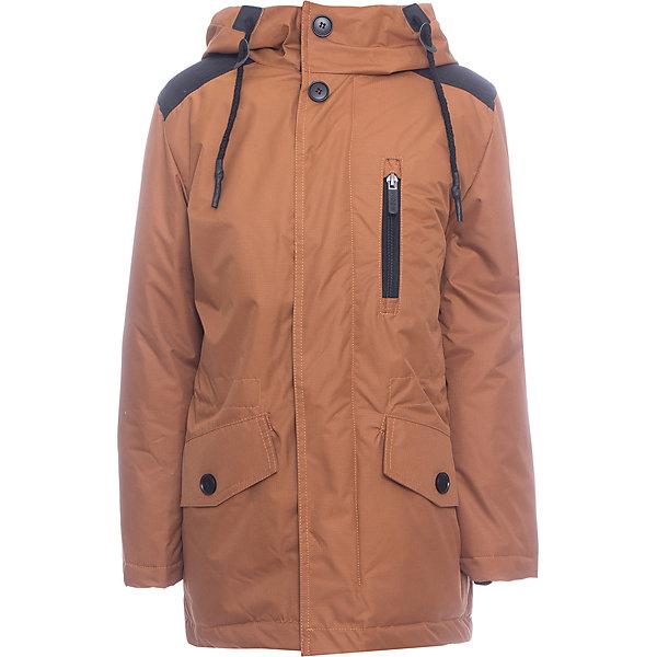 Куртка-парка BOOM by Orby для мальчикаВерхняя одежда<br>Характеристики товара:<br><br>• цвет: желтый<br>• ткань верха: Таффета peach pu<br>• подкладка: ПЭ пуходержащий; Мех иск. на трикотажной основе<br>• утеплитель: Flexy Fiber 150 г/м2, пристежка - Flexy Fiber 100 г/м2<br>• отделка: Таслан pu milky<br>• сезон: демисезон<br>• температурный режим: от +15°до -10°С<br>• особенности: на молнии<br>• тип куртки: парка с подстежкой<br>• капюшон: без меха, несъемный<br>• страна бренда: Россия<br>• страна изготовитель: Россия<br><br>Эта модная парка дополнена внутренней пристежкой с утеплителем. Правильная демисезонная одежда для детей должна учитывать переменную погоду, быть теплой и удобной, как такая парка для мальчика. <br><br>Куртку-парку BOOM by Orby для мальчика можно купить в нашем интернет-магазине.<br>Ширина мм: 356; Глубина мм: 10; Высота мм: 245; Вес г: 519; Цвет: желтый; Возраст от месяцев: 108; Возраст до месяцев: 120; Пол: Мужской; Возраст: Детский; Размер: 140,146,152,158,104,110,98,116,122,128,134; SKU: 7007418;