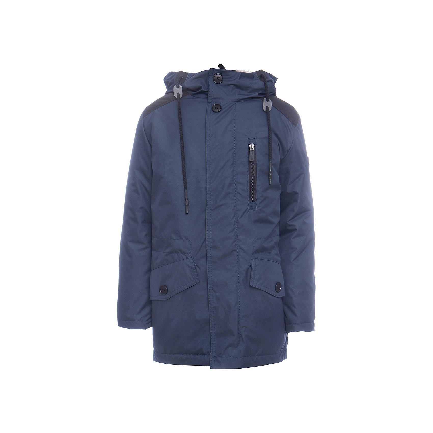 Куртка-парка BOOM by Orby для мальчикаВерхняя одежда<br>Характеристики товара:<br><br>• цвет: синий<br>• ткань верха: Таффета peach pu<br>• подкладка: ПЭ пуходержащий; Мех иск. на трикотажной основе<br>• утеплитель: Flexy Fiber 150 г/м2, пристежка - Flexy Fiber 100 г/м2<br>• отделка: Таслан pu milky<br>• сезон: демисезон<br>• температурный режим: от +15°до -10°С<br>• особенности: на молнии<br>• тип куртки: парка с подстежкой<br>• капюшон: без меха, несъемный<br>• страна бренда: Россия<br>• страна изготовитель: Россия<br><br>Благодаря утеплителю, оптимальному прилеганию и капюшону такая куртка защитит ребенка от холода и сырости в демисезон. Эта модная парка дополнена внутренней пристежкой с утеплителем. <br><br>Куртку-парку BOOM by Orby для мальчика можно купить в нашем интернет-магазине.<br><br>Ширина мм: 356<br>Глубина мм: 10<br>Высота мм: 245<br>Вес г: 519<br>Цвет: синий<br>Возраст от месяцев: 144<br>Возраст до месяцев: 156<br>Пол: Мужской<br>Возраст: Детский<br>Размер: 158,104,110,98,116,122,128,134,140,146,152<br>SKU: 7007430