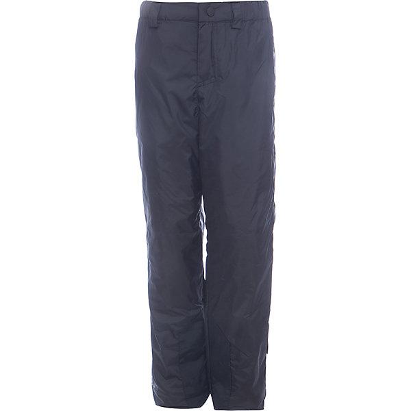 Брюки BOOM by Orby для мальчикаВерхняя одежда<br>Характеристики товара:<br><br>• цвет: черный<br>• ткань верха: Таффета pu milky<br>• подкладка: флис<br>• без утеплителя<br>• сезон: демисезон<br>• температурный режим: от +5° до +15°С<br>• особенности одежды: на молнии и кнопке<br>• тип брюк: утепленные<br>• тип брюк: с флисовой подкладкой<br>• карманы: втачные<br>• страна бренда: Россия<br>• страна изготовитель: Россия<br><br>Демисезонные брюки на флисовой подкладке отлично подходят для ношения в демисезон. Такие брюки для мальчика легко регулируются по объему талии и длине штанин. Есть удобные карманы. <br><br>Брюки BOOM by Orby для мальчика можно купить в нашем интернет-магазине.<br><br>Ширина мм: 215<br>Глубина мм: 88<br>Высота мм: 191<br>Вес г: 336<br>Цвет: черный<br>Возраст от месяцев: 12<br>Возраст до месяцев: 18<br>Пол: Мужской<br>Возраст: Детский<br>Размер: 86,158,152,146,140,134,128,122,116,98,110,104,92<br>SKU: 7007490