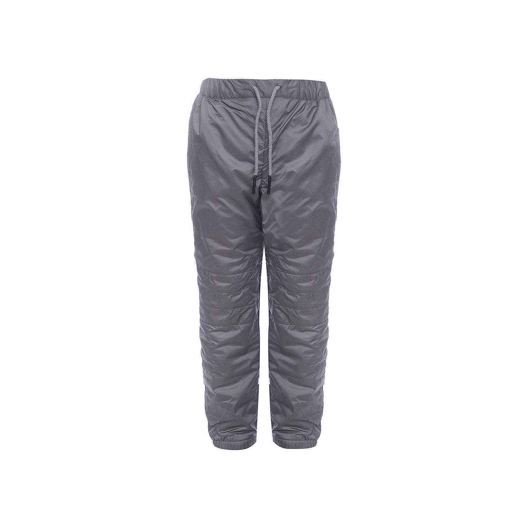 Брюки BOOM by Orby для мальчикаВерхняя одежда<br>Характеристики товара:<br><br>• цвет: серый<br>• ткань верха: Таффета pu milky<br>• подкладка: Флис<br>• без утеплителя<br>• сезон: демисезон<br>• температурный режим: от +5°до +15°С<br>• особенности одежды: на резинке<br>• тип брюк: с флисовой подкладкой<br>• пояс: резинка<br>• карманы: втачные<br>• страна бренда: Россия<br>• страна изготовитель: Россия<br><br>Демисезонные брюки на флисовой подкладке отлично подходят для ношения в демисезон. Такие брюки для мальчика стильно смотрятся и удобно сидят. Есть вместительные карманы. <br><br>Брюки BOOM by Orby для мальчика можно купить в нашем интернет-магазине.<br><br>Ширина мм: 215<br>Глубина мм: 88<br>Высота мм: 191<br>Вес г: 336<br>Цвет: серый<br>Возраст от месяцев: 168<br>Возраст до месяцев: 180<br>Пол: Мужской<br>Возраст: Детский<br>Размер: 170,86,92,104,110,98,116,122,128,134,140,146,152,158,164<br>SKU: 7007532