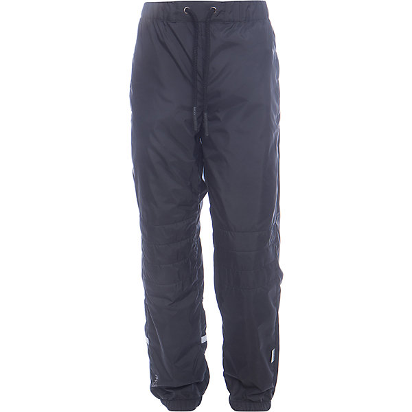 Брюки BOOM by Orby для мальчикаВерхняя одежда<br>Характеристики товара:<br><br>• цвет: черный<br>• ткань верха: Таффета pu milky<br>• подкладка: Флис<br>• без утеплителя<br>• сезон: демисезон<br>• температурный режим: от +5° до +15°С<br>• особенности одежды: на резинке<br>• тип брюк: с флисовой подкладкой<br>• пояс: резинка<br>• карманы: втачные<br>• страна бренда: Россия<br>• страна изготовитель: Россия<br><br>Черные брюки для мальчика стильно смотрятся и удобно сидят. Есть вместительные карманы. Демисезонные брюки на флисовой подкладке отлично подходят для ношения в демисезон. <br><br>Брюки BOOM by Orby для мальчика можно купить в нашем интернет-магазине.<br>Ширина мм: 215; Глубина мм: 88; Высота мм: 191; Вес г: 336; Цвет: черный; Возраст от месяцев: 12; Возраст до месяцев: 18; Пол: Мужской; Возраст: Детский; Размер: 86,170,164,158,152,146,140,134,128,122,116,98,110,104,92; SKU: 7007548;