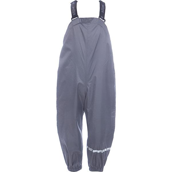 Брюки BOOM by OrbyВерхняя одежда<br>Характеристики товара:<br><br>• цвет: серый<br>• ткань верха: Нейлон с мембранным покрытием 3000х3000<br>• без утеплителя<br>• сезон: демисезон<br>• температурный режим: от +5° до +15°С<br>• особенности одежды: на регулируемых лямках<br>• тип брюк: с завышенной грудкой <br>• застежки: кнопки<br>• страна бренда: Россия<br>• страна изготовитель: Россия<br><br>Эти брюки для мальчика помогают надежно защитить ребенка от холода и сырости. Они стильно смотрятся и удобно сидят. Внизу на штанинах есть эластичные резинки, лямки легко регулируются. <br><br>Брюки BOOM by Orby для мальчика можно купить в нашем интернет-магазине.<br><br>Ширина мм: 215<br>Глубина мм: 88<br>Высота мм: 191<br>Вес г: 336<br>Цвет: серый<br>Возраст от месяцев: 12<br>Возраст до месяцев: 15<br>Пол: Унисекс<br>Возраст: Детский<br>Размер: 80,116,110,98,92,104,86<br>SKU: 7007588