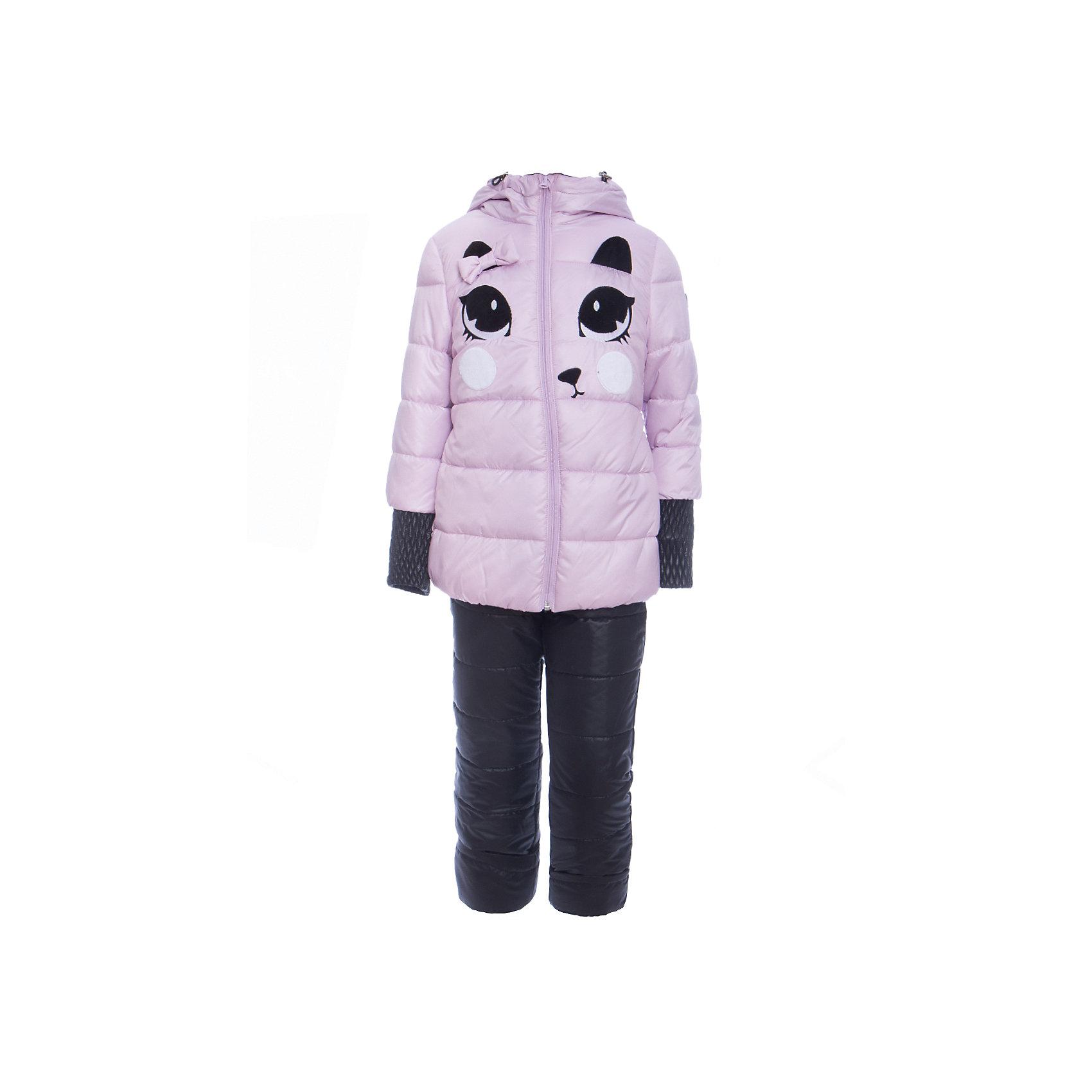 Комплект: куртка и брюки BOOM by Orby для девочкиВерхняя одежда<br>Характеристики товара:<br><br>• цвет: розовый<br>• ткань верха: куртка - Таффета oil cire pu milky, брюки - Болонь pu milky<br>• подкладка: куртка - Флис; ПЭ пуходержащий; брюки - ПЭ пуходержащий<br>• утеплитель: куртка - Flexy Fiber 200 г/м2; брюки - Flexy Fiber 80 г/м2<br>• сезон: демисезон<br>• температурный режим: от -10° до +10°С<br>• особенности куртки: на молнии, дутая<br>• особенности брюк: на резинке, дутые<br>• капюшон: без меха <br>• страна бренда: Россия<br>• страна изготовитель: Россия<br><br>Этот стильный и удобный комплект был разработан специально для девочек. Оригинальный демисезонный комплект для девочки состоит из куртки с капюшоном и удобных брюк. Утеплитель и плотная ткань верха делает его подходящим для сырой и холодной погоды. <br><br>Комплект: куртка и брюки BOOM by Orby для девочки можно купить в нашем интернет-магазине.<br><br>Ширина мм: 356<br>Глубина мм: 10<br>Высота мм: 245<br>Вес г: 519<br>Цвет: розовый<br>Возраст от месяцев: 48<br>Возраст до месяцев: 60<br>Пол: Женский<br>Возраст: Детский<br>Размер: 110,122,104,86,92,98,116<br>SKU: 7007616