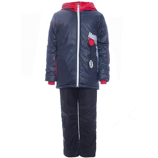 Купить Комплект: куртка и брюки BOOM by Orby для мальчика, Россия, синий, 110, 104, 122, 116, 98, 92, 86, Мужской