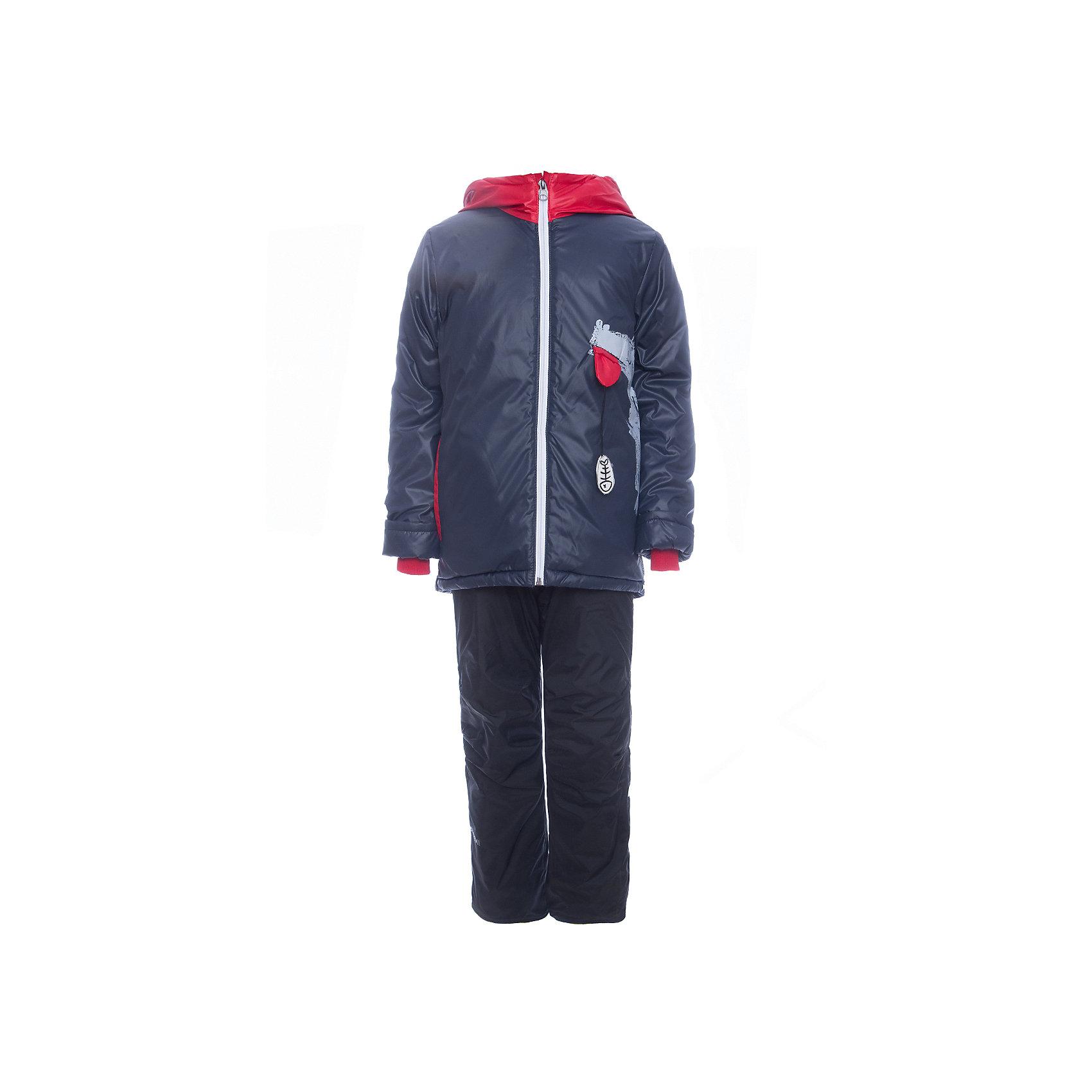 Комплект: куртка и брюки BOOM by Orby для мальчикаВерхняя одежда<br>Характеристики товара:<br><br>• цвет: синий<br>• ткань верха: куртка - Болонь pu milky, брюки - Таффета pu milky<br>• подкладка: куртка - Флис; ПЭ пуходержащий; брюки - флис<br>• утеплитель: куртка - Эко синтепон 200 г/м2<br>• сезон: демисезон<br>• температурный режим: от -10° до +10°С<br>• особенности куртки: на молнии, дутая<br>• особенности брюк: на резинке, дутые, на лямках<br>• капюшон: без меха, несъемный<br>• страна бренда: Россия<br>• страна изготовитель: Россия<br><br>Такой стильный и комфортный комплект был разработан специально для детей. Оригинальный демисезонный комплект для мальчика состоит из куртки с капюшоном и удобных брюк. Утеплитель и плотная ткань верха делает его подходящим для сырой и холодной погоды. <br><br>Комплект: куртка и брюки BOOM by Orby для мальчика можно купить в нашем интернет-магазине.<br><br>Ширина мм: 356<br>Глубина мм: 10<br>Высота мм: 245<br>Вес г: 519<br>Цвет: синий<br>Возраст от месяцев: 72<br>Возраст до месяцев: 84<br>Пол: Мужской<br>Возраст: Детский<br>Размер: 122,104,86,92,98,110,116<br>SKU: 7007640