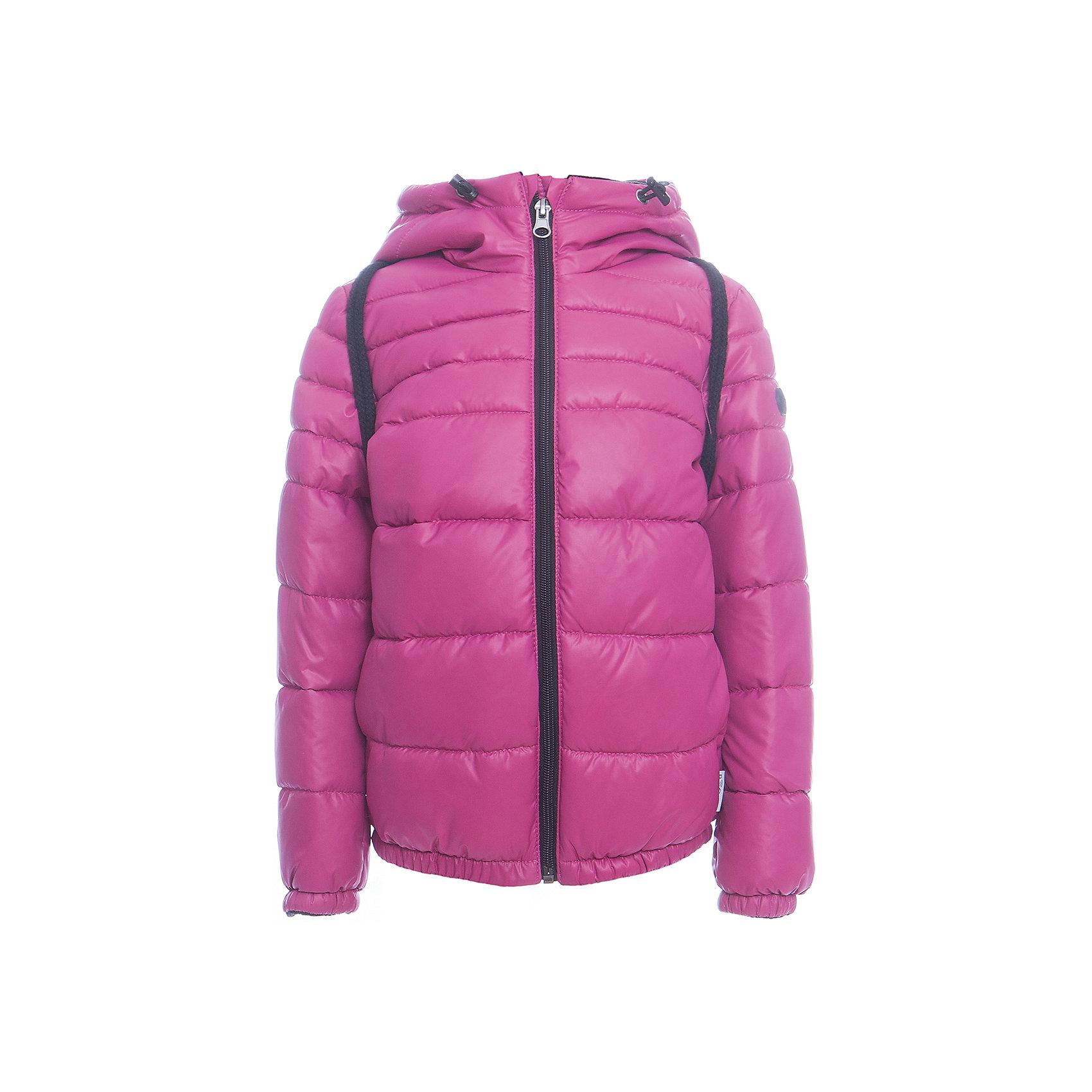 Куртка BOOM by OrbyВерхняя одежда<br>Характеристики товара:<br><br>• цвет: фиолетовый<br>• ткань верха: Болонь pu milky<br>• подкладка: Флис, ПЭ пуходержащий<br>• утеплитель: Flexy Fiber 200 г/м2<br>• сезон: демисезон<br>• температурный режим: от -10° до +10°С<br>• особенности: на молнии, со съемным рюкзаком<br>• тип куртки: стеганая, дутая<br>• капюшон: без меха, несъемный<br>• страна бренда: Россия<br>• страна изготовитель: Россия<br><br>Эта оригинальная куртка дополнена удобным рюкзаком. Яркая куртка создана с учетом особенностей строения детского тела. Эта демисезонная куртка учитывает особенности российской погоды в демисезон, поэтому рассчитана как на дождливые дни, так и заморозки. <br><br>Куртку BOOM by Orby можно купить в нашем интернет-магазине.<br><br>Ширина мм: 356<br>Глубина мм: 10<br>Высота мм: 245<br>Вес г: 519<br>Цвет: лиловый<br>Возраст от месяцев: 12<br>Возраст до месяцев: 18<br>Пол: Унисекс<br>Возраст: Детский<br>Размер: 86,74,98,92,116,110,104,80<br>SKU: 7007673