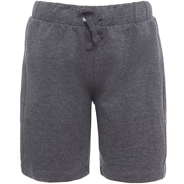 Шорты SELA для мальчикаШорты, бриджи, капри<br>Характеристики товара:<br><br>• цвет: темно-серый;<br>• состав: 60% хлопок, 40% полиэстер;<br>• сезон: круглый год;<br>• особенности: однотонные, спортивные;<br>• пояс на резинке;<br>• шнурок-завязка на талии;<br>• накладной карман;<br>• подходят для занятий физкультурой/спортом<br>• страна бренда: Россия;<br>• страна изготовитель: Китай.<br><br>Трикотажные шорты прямого кроя для мальчика. Спортивные шорты на резинке, на поясе утягивается шнурком. Шорты выполнены в сером цвете, сзади есть накладной карман.<br><br>Шорты Sela (Села) для мальчика можно купить в нашем интернет-магазине.<br>Ширина мм: 191; Глубина мм: 10; Высота мм: 175; Вес г: 273; Цвет: черный; Возраст от месяцев: 72; Возраст до месяцев: 144; Пол: Мужской; Возраст: Детский; Размер: 122,152,146,140,134,128; SKU: 7009920;