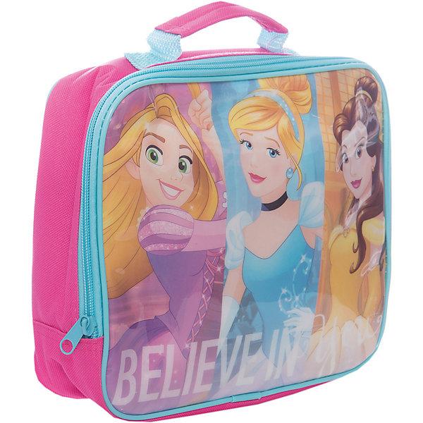 Сумка для контейнера изолированная, Принцессы Disney