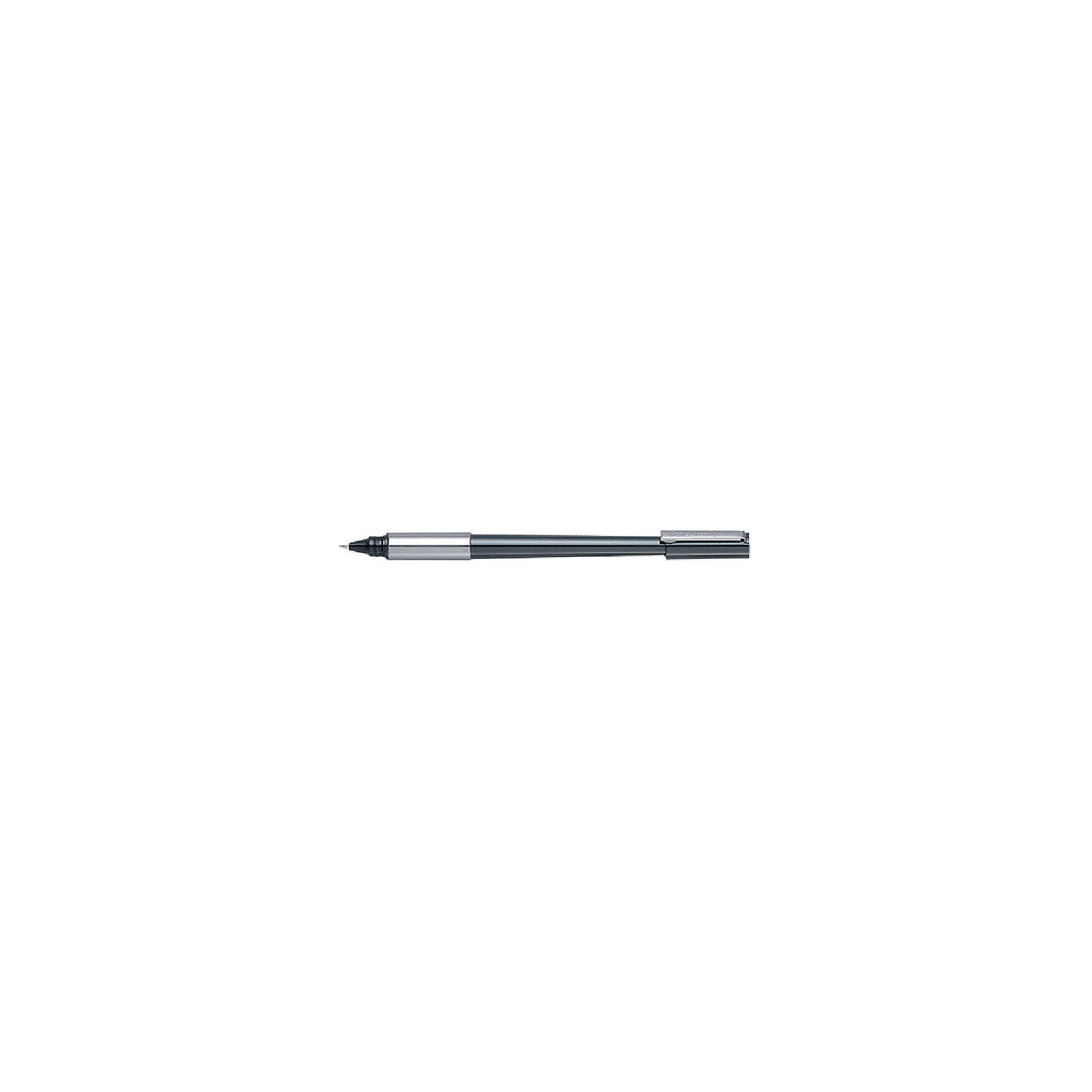 Ручка шариковая 0,8 мм LINE STYLE, черная PentelПисьменные принадлежности<br>Характеристики:<br><br>• возраст: от 6 лет<br>• толщина линии: 0,3 мм.<br>• диаметр шарика: 0,8 мм.<br>• цвет чернил: черный<br>• чернила на масляной основе<br>• материал корпуса: поликарбонат<br><br>Шариковая ручка «Line Style» - это оригинальный и стильный аксессуар для письма. Отличительной особенностью является функциональность и современный дизайн, который был разработан во Франции.<br><br>Ручка предназначена для повседневной работы в офисе. Благодаря идеально сбалансированному центру тяжести вы сможете легко и уверенно держать ручку в руке. <br><br>Чернила на масляной основе с пониженной вязкостью обеспечивают исключительную плавность и однородность письма. Кроме того, они не размазываются и имеют насыщенный и глубокий цвет. Наконечник ручки плавно скользит по бумаге, оставляя чистые, ровные и яркие линии.<br><br>Корпус ручки выполнен из прочного поликарбоната и имеет яркую расцветку. Он дополнен металлической зоной захвата. Колпачок плотно закрывается и защищает чернила от высыхания. Имеется практичная металлическая клипса - зажим.<br><br>Ручку шариковую 0,8 мм LINE STYLE, черную Pentel (Пентел) можно купить в нашем интернет-магазине.<br><br>Ширина мм: 9999<br>Глубина мм: 9999<br>Высота мм: 150<br>Вес г: 12<br>Возраст от месяцев: 120<br>Возраст до месяцев: 2147483647<br>Пол: Унисекс<br>Возраст: Детский<br>SKU: 7010421