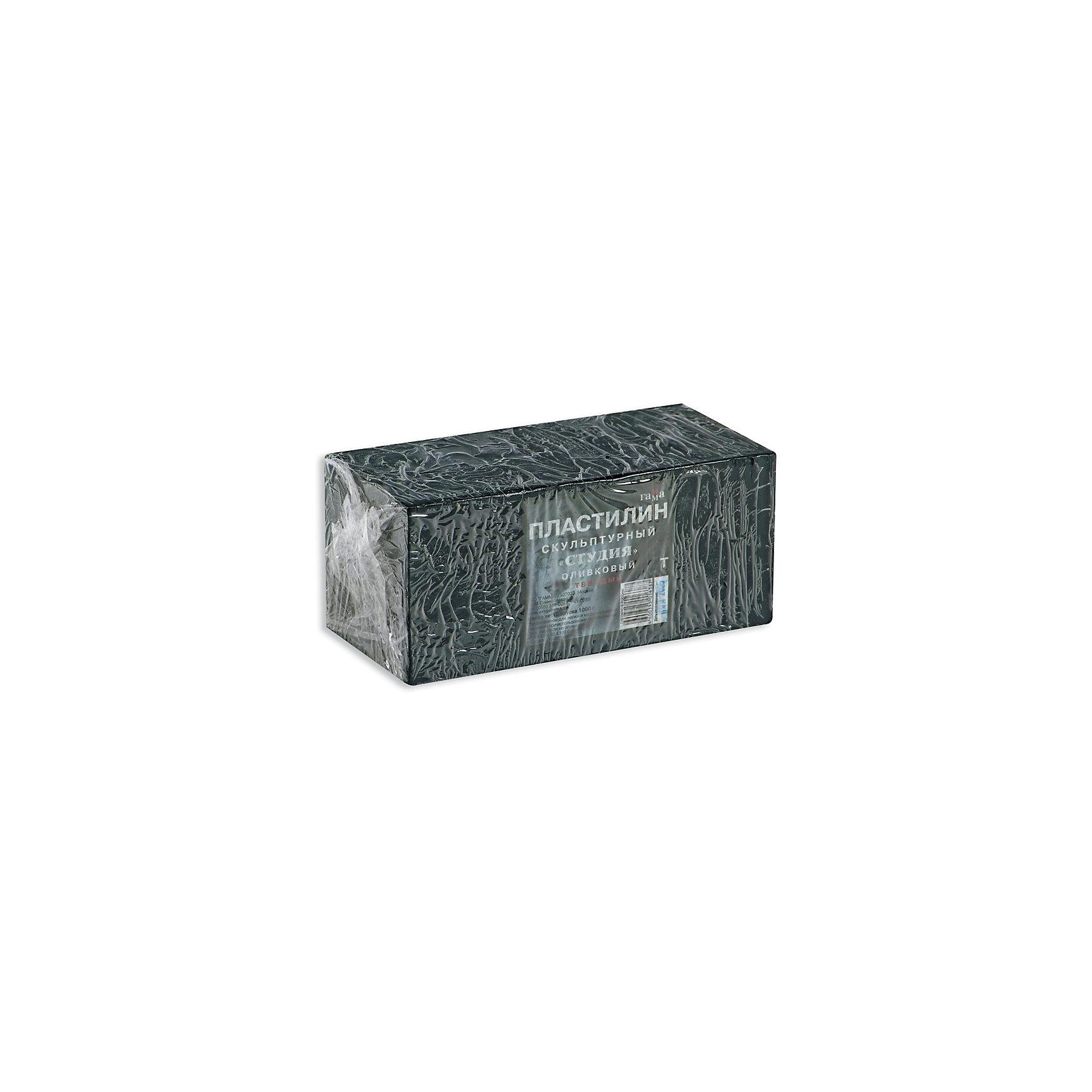 Пластилин скульптурный оливковый 1 кг, твердый ГаммаРисование и лепка<br>Характеристики:<br><br>• возраст: от 7 лет<br>• цвет: оливковый<br>• твердый<br>• вес: 1 кг.<br>• упаковка: пленка<br>• размер упаковки: 10,1х20,4х3,2 см.<br><br>Твердый скульптурный пластилин предназначен для любительских и профессиональных скульптурных работ. Сохраняя все достоинства традиционного пластилина, он пластичен в процессе моделирования и при этом идеально держит форму, что позволяет создавать из него небольшие предметы, в которых требуется очень тонкая и четкая проработка формы.<br><br>Пластилин изготовлен из воскообразной массы с добавлением минеральных пигментов и наполнителей. Устойчив к температурным изменениям.<br><br>Пластилин скульптурный оливковый 1 кг, твердый Гамма можно купить в нашем интернет-магазине.<br><br>Ширина мм: 240<br>Глубина мм: 120<br>Высота мм: 40<br>Вес г: 1010<br>Возраст от месяцев: 84<br>Возраст до месяцев: 2147483647<br>Пол: Унисекс<br>Возраст: Детский<br>SKU: 7010510