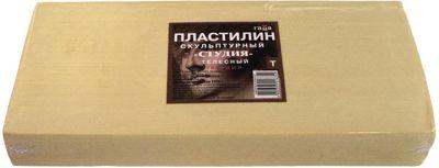 ГАММА Пластилин скульптурный ТЕЛЕСНЫЙ Т 1кг Гамма