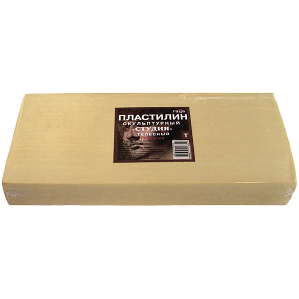 Пластилин скульптурный ТЕЛЕСНЫЙ Т 1кг ГаммаРисование и лепка<br>Характеристики:<br><br>• возраст: от 7 лет<br>• цвет: телесный<br>• твердый<br>• вес: 1 кг.<br>• упаковка: пленка<br>• размер упаковки: 10х23х3,4 см.<br><br>Твердый скульптурный пластилин предназначен для любительских и профессиональных скульптурных работ. Сохраняя все достоинства традиционного пластилина, он пластичен в процессе моделирования и при этом идеально держит форму, что позволяет создавать из него небольшие предметы, в которых требуется очень тонкая и четкая проработка формы.<br><br>Пластилин изготовлен из воскообразной массы с добавлением минеральных пигментов и наполнителей. Устойчив к температурным изменениям.<br><br>Пластилин скульптурный ТЕЛЕСНЫЙ Т 1кг Гамма можно купить в нашем интернет-магазине.<br><br>Ширина мм: 240<br>Глубина мм: 120<br>Высота мм: 40<br>Вес г: 1010<br>Возраст от месяцев: 84<br>Возраст до месяцев: 2147483647<br>Пол: Унисекс<br>Возраст: Детский<br>SKU: 7010513