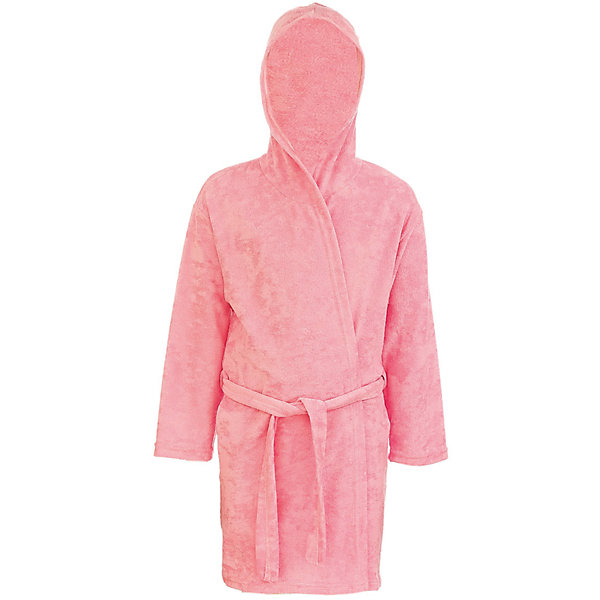 Халат M&amp;D для девочкиХалаты<br>Характеристики товара:<br><br>• цвет: розовый<br>• состав: 80% хлопок, 20% полиэстер<br>• сезон: круглый год<br>• длинные рукава<br>• капюшон<br>• страна бренда: Россия<br>• страна производства: Россия<br><br>Розовый халат для детей поможет обеспечить ребенку комфорт дома. Детский махровый халат легко стирается и долго служит. Халат для детей от M&amp;D сделан из мягкого махрового материала. <br><br>Халат M&amp;D можно купить в нашем интернет-магазине.<br><br>Ширина мм: 143<br>Глубина мм: 20<br>Высота мм: 234<br>Вес г: 253<br>Цвет: розовый<br>Возраст от месяцев: 36<br>Возраст до месяцев: 48<br>Пол: Женский<br>Возраст: Детский<br>Размер: 104,92,140,134,128,116<br>SKU: 7012761